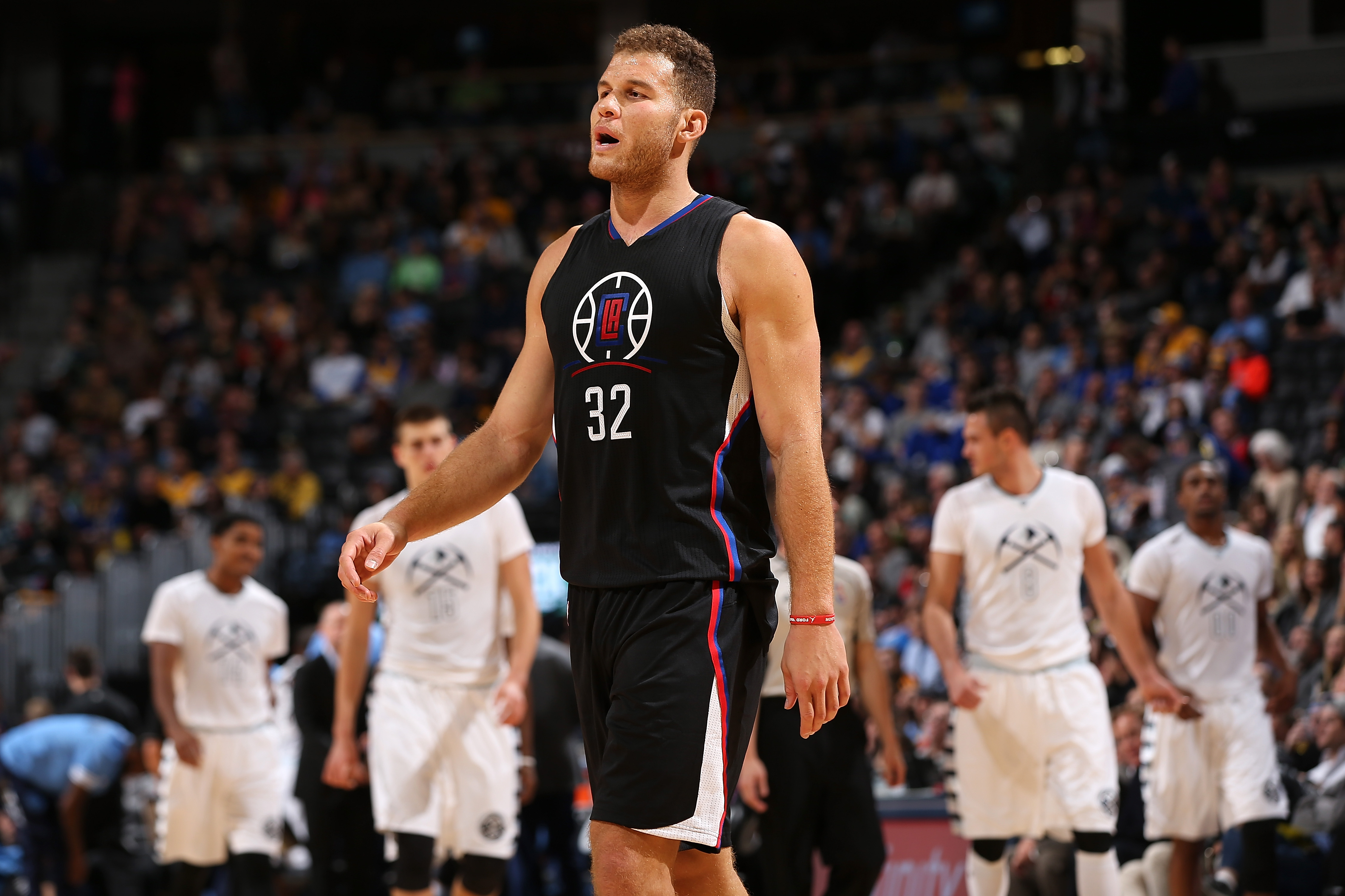 blake griffin news: la clippers star talks about fight with