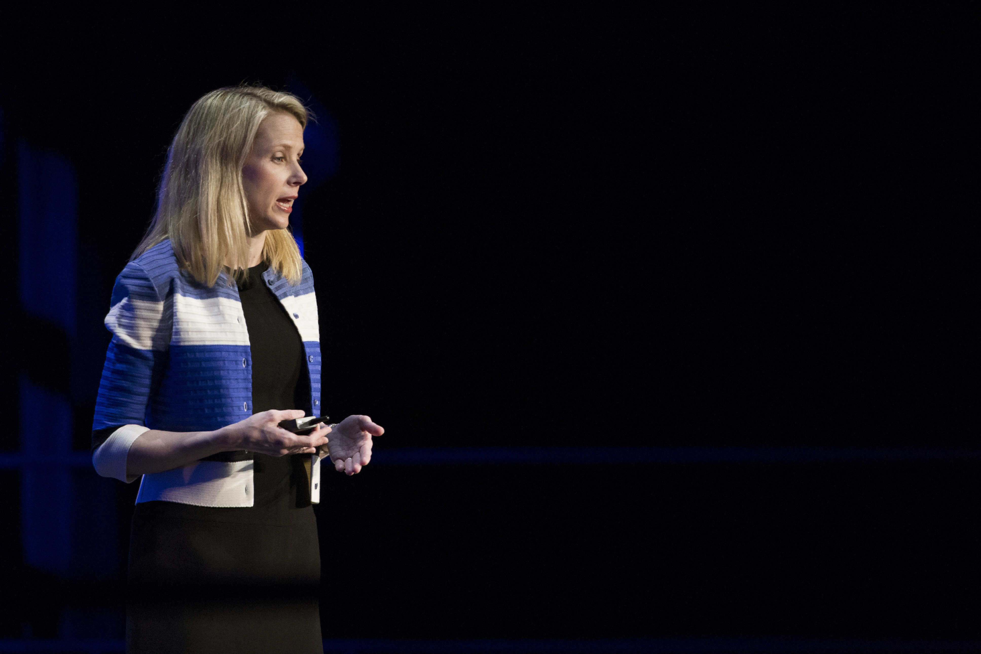 yahoo inc marissa mayer s challenge Marissa mayer's top 3 challenges as yahoo ceo  mayer will be taking on a huge challenge that figures to test her ability to find the right balance between her.