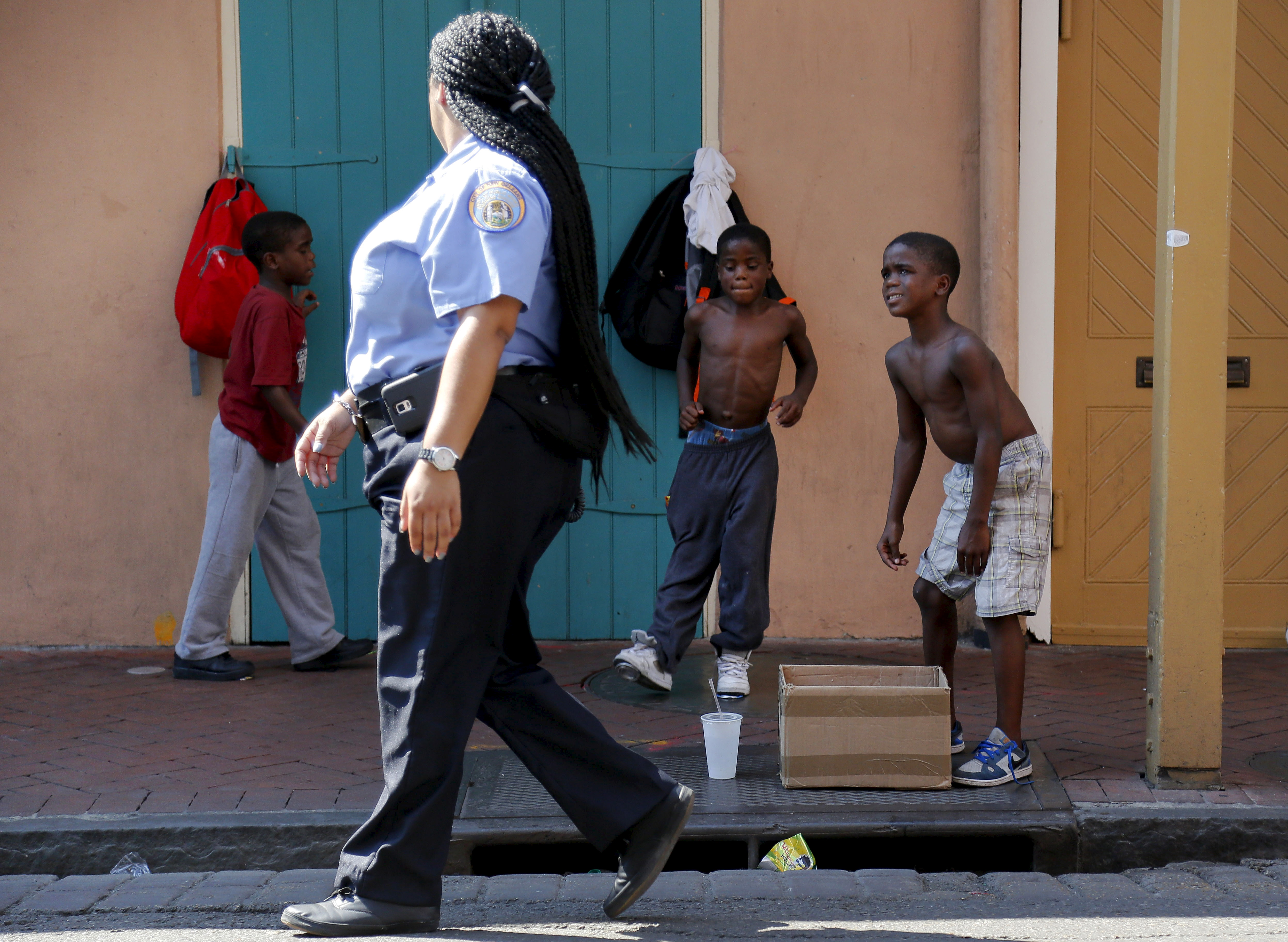 Immigration reform 2016 new orleans police to stop for Police orleans