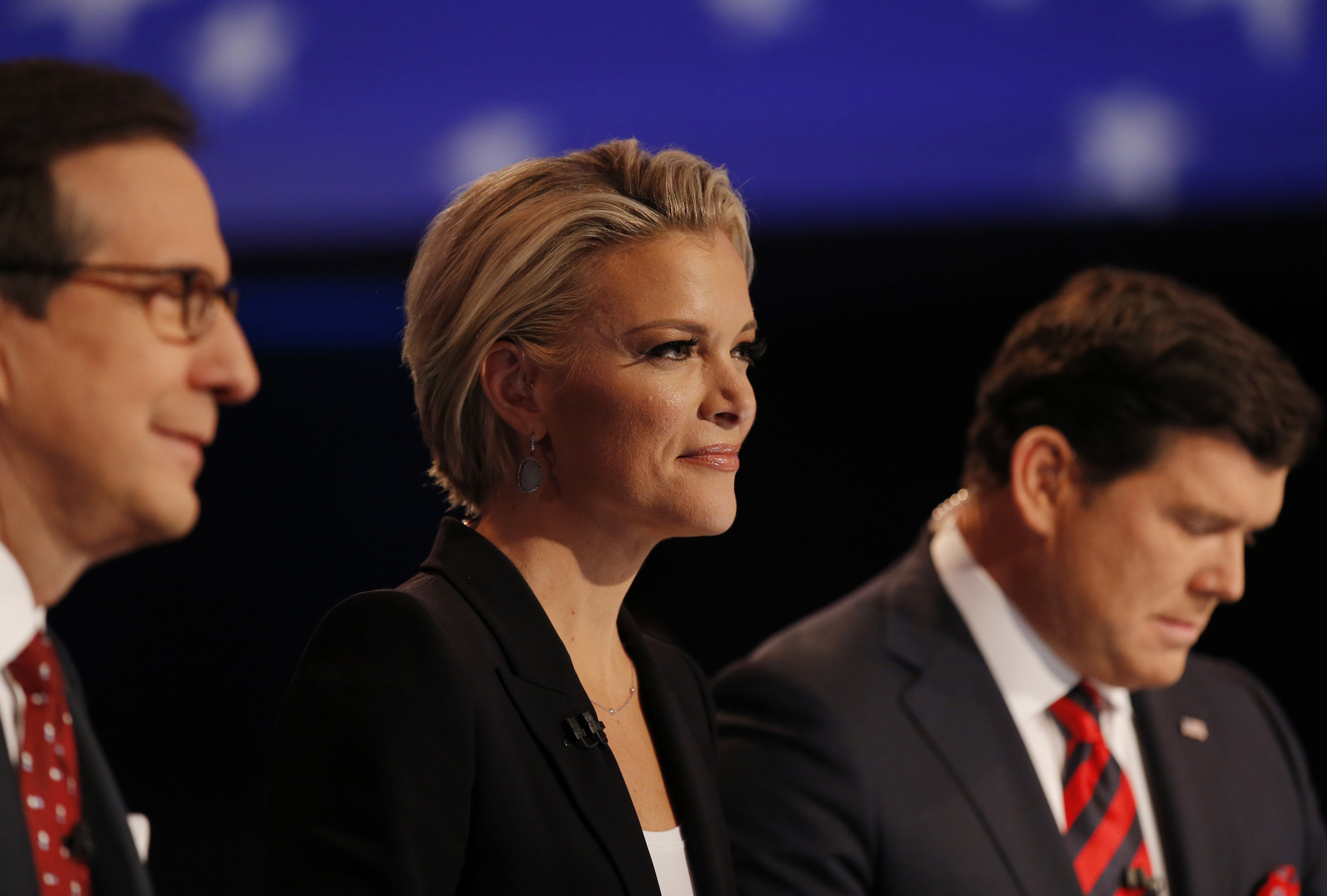 Who Are The Fox News Debate Moderators? Megyn Kelly, Bret ...
