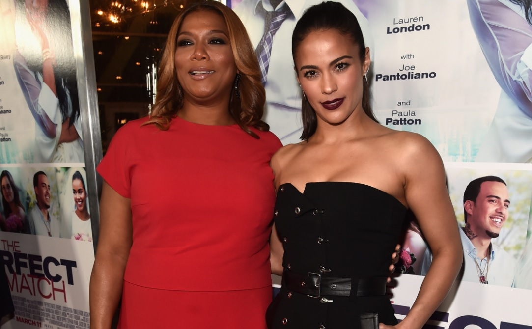 queen latifah girlfriend share rare private moment on the beach the ...