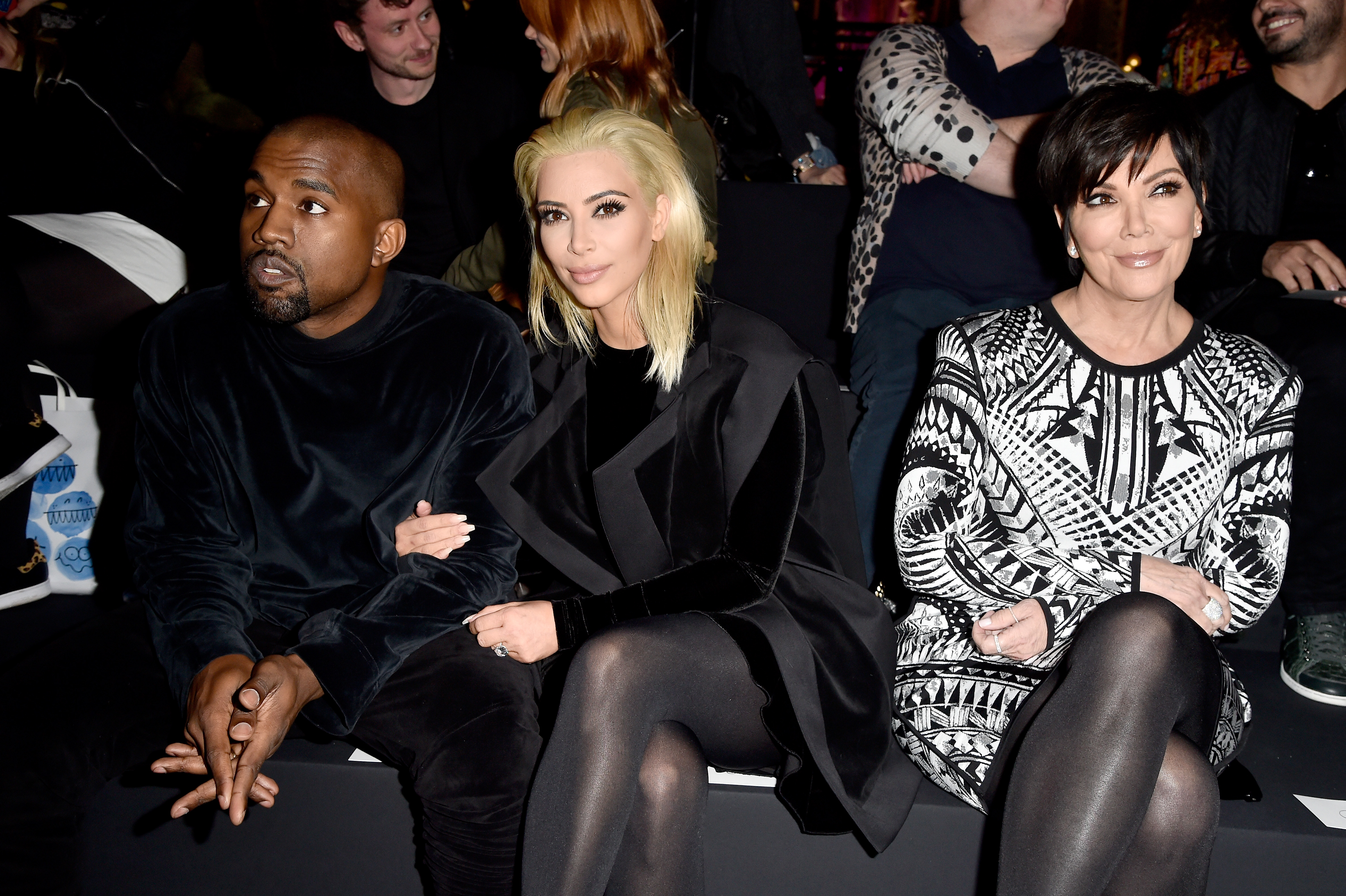 Kris Jenner Had Orchestrated Kim Kardashian S Wedding To