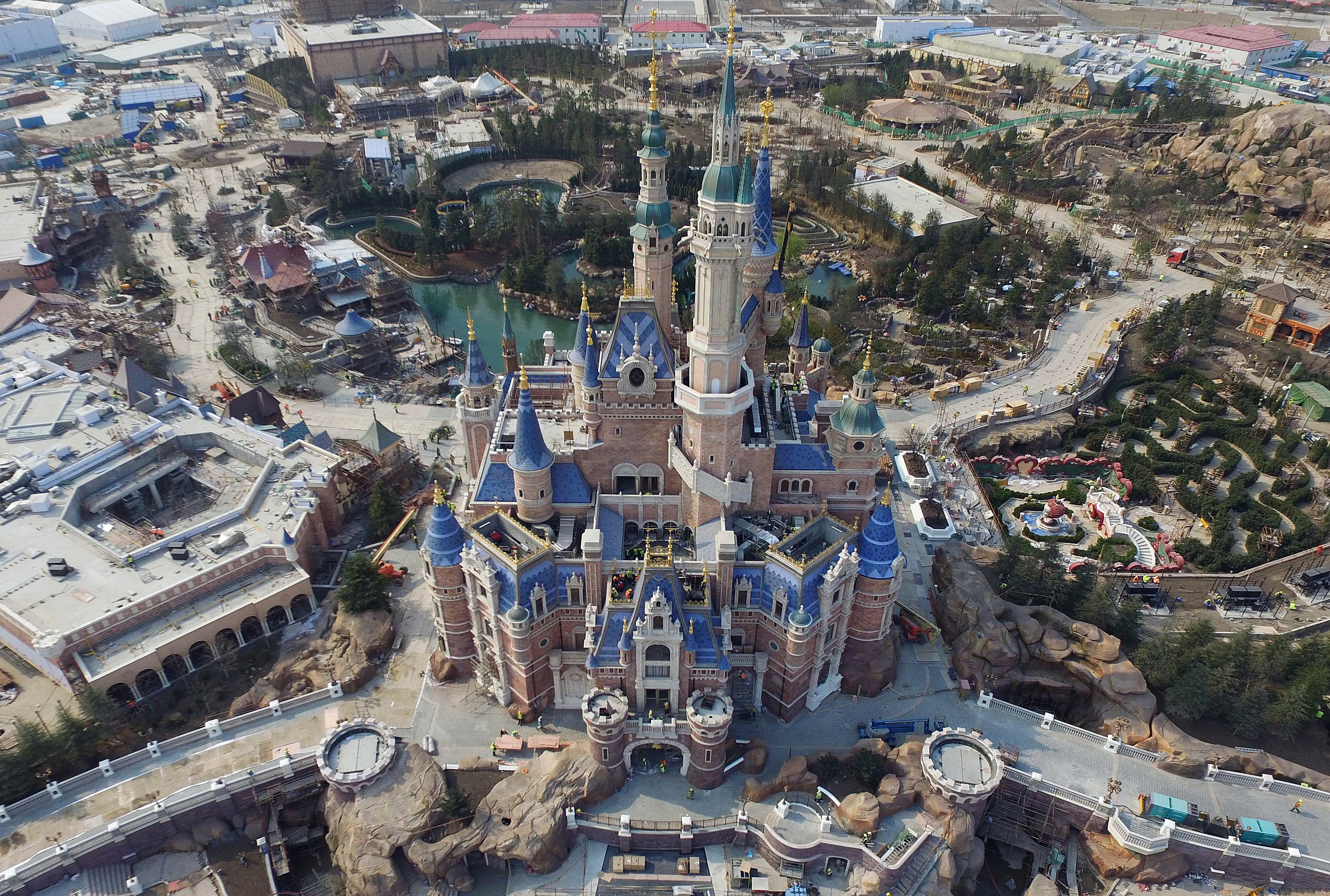 How Disney's (DIS) Shanghai Resort Fits Into The Executive Shakeup At The Mouse House