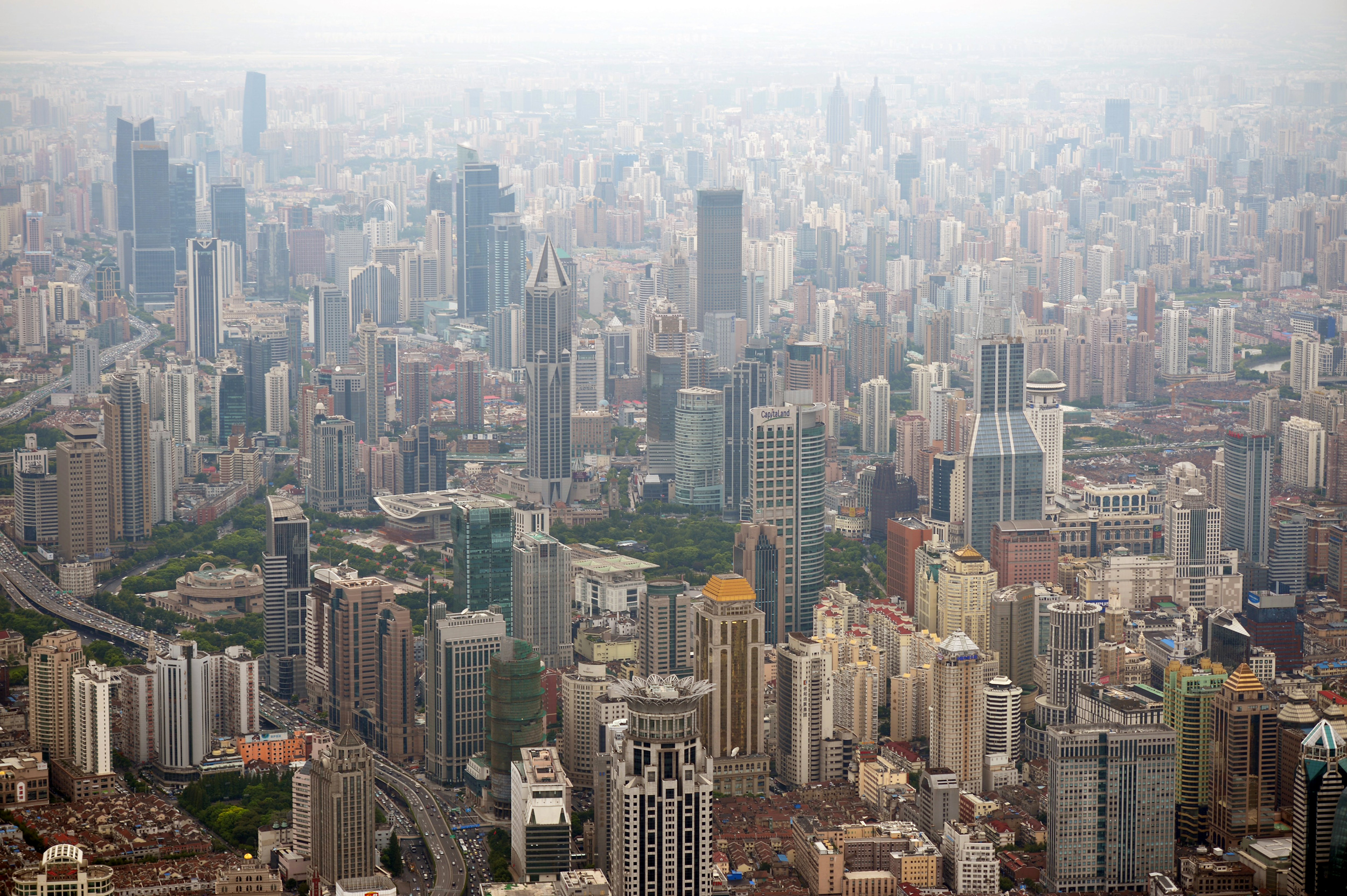 House Prices In Major Chinese Cities Rose 4.9% In March ...