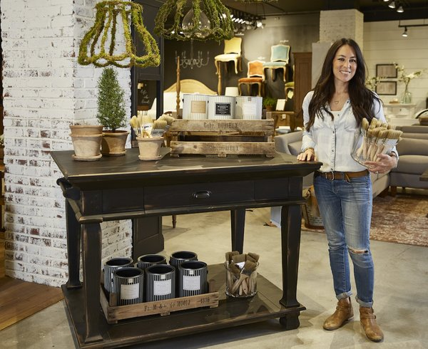 Fixer Upper Star Joanna Gaines Talks New Paint Line