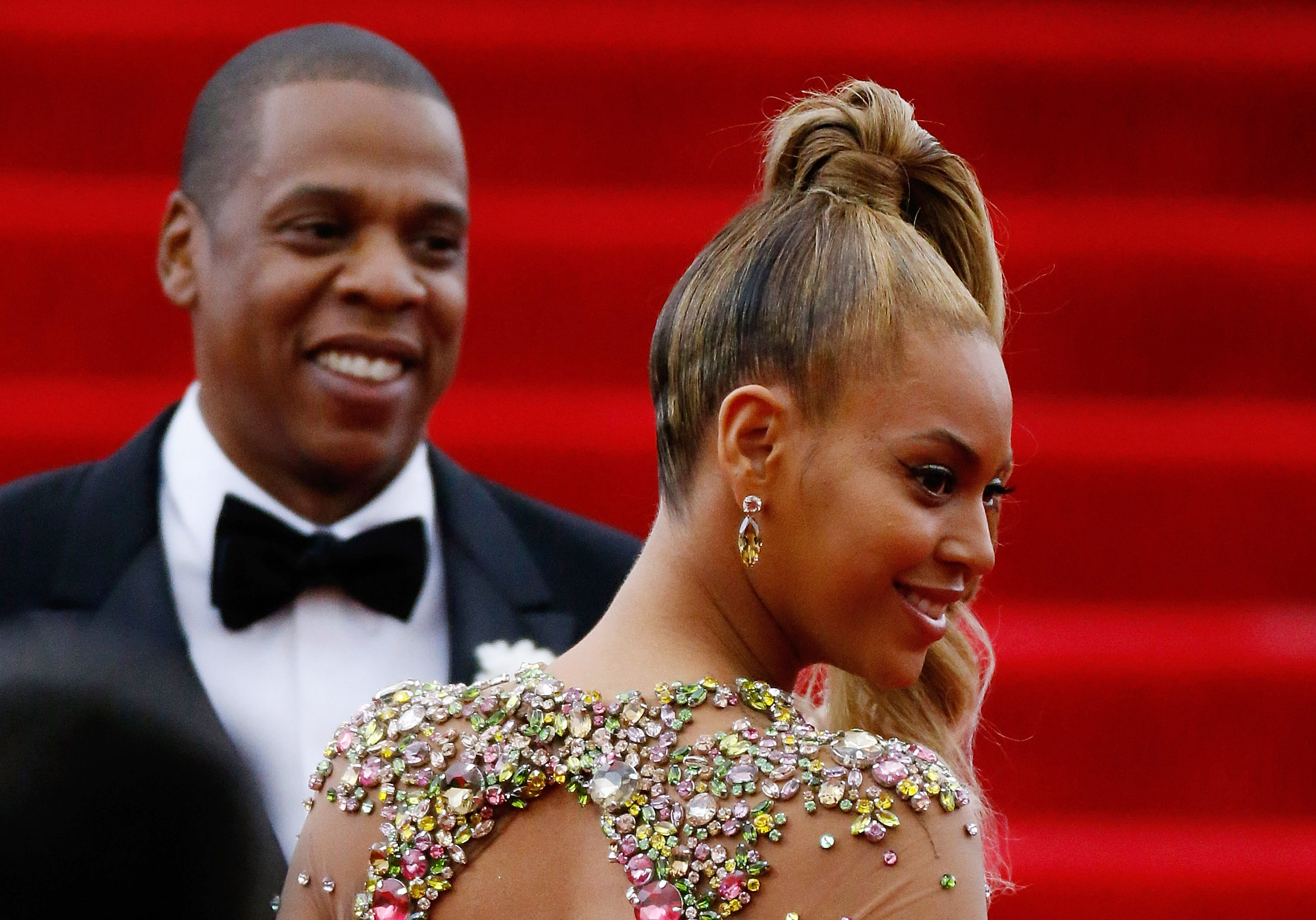 Beyonce And Jay Z S Tattoo Pictures to Pin on Pinterest - TattoosKid
