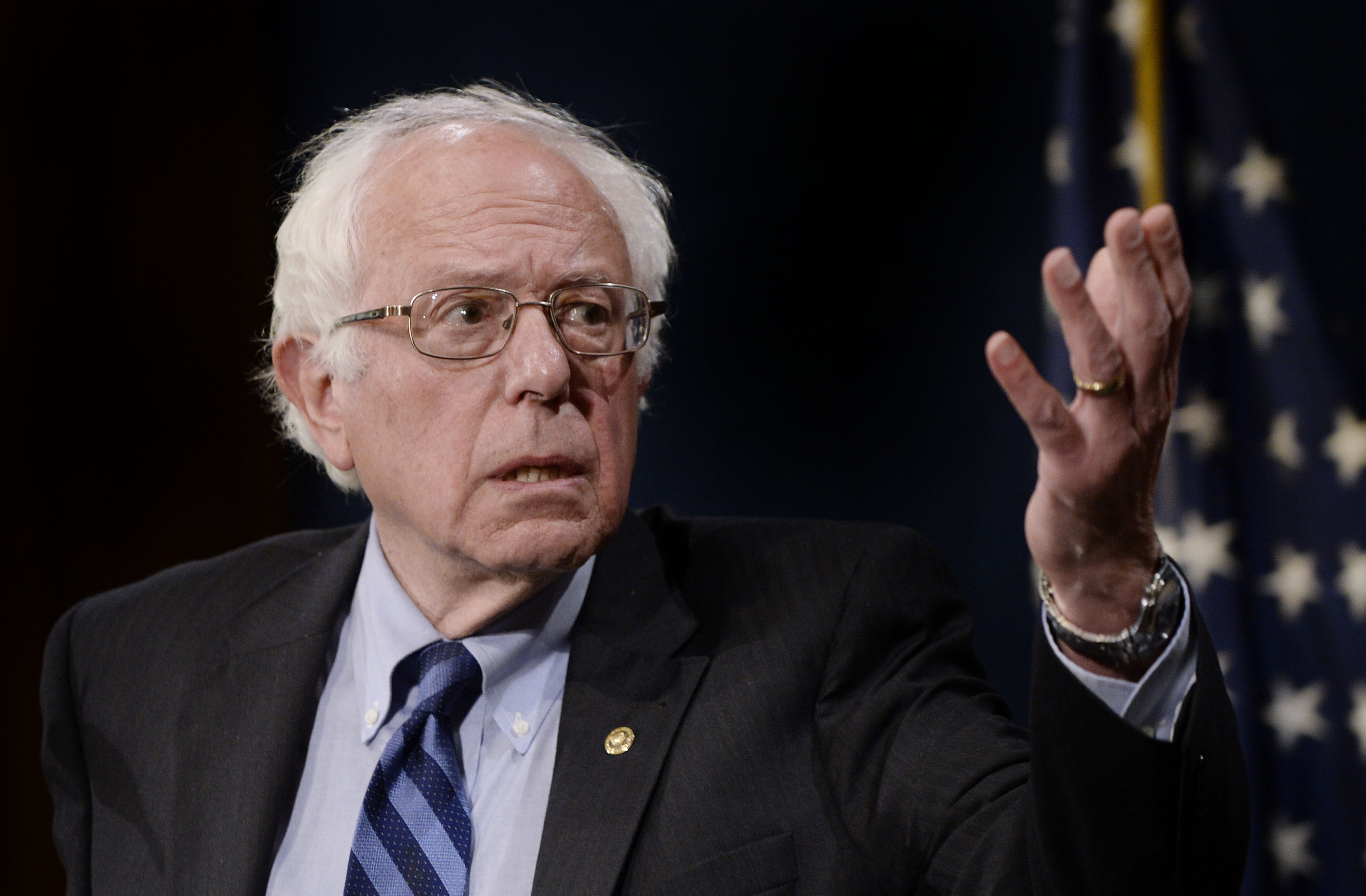 Bernie Sanders May Campaign Finance In The United