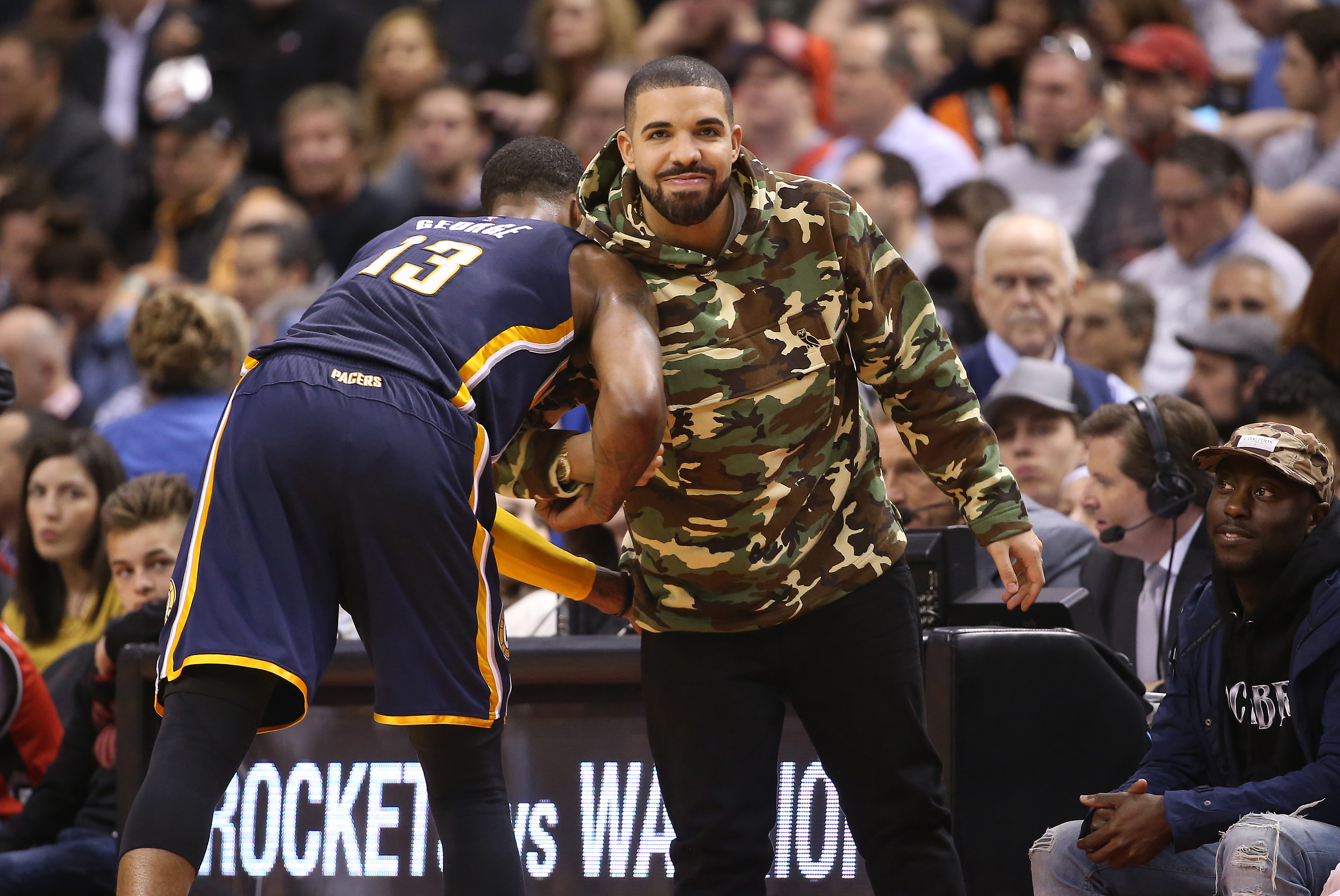 How Drake Made The Raptors Cool: Toronto Off To NBA Eastern Conference Finals With Rapper In ...