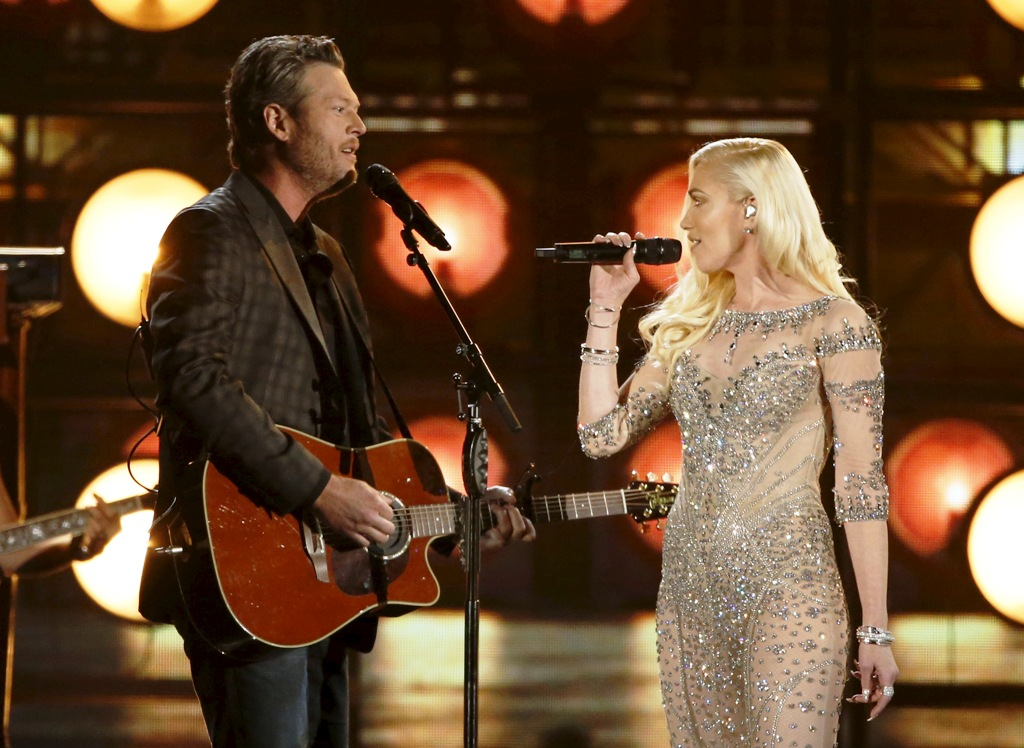 Gwen Stefani Having Twins With Blake Shelton? Pregnancy Rumors Resurface Amid Report Couple Visited Prenup Lawyers