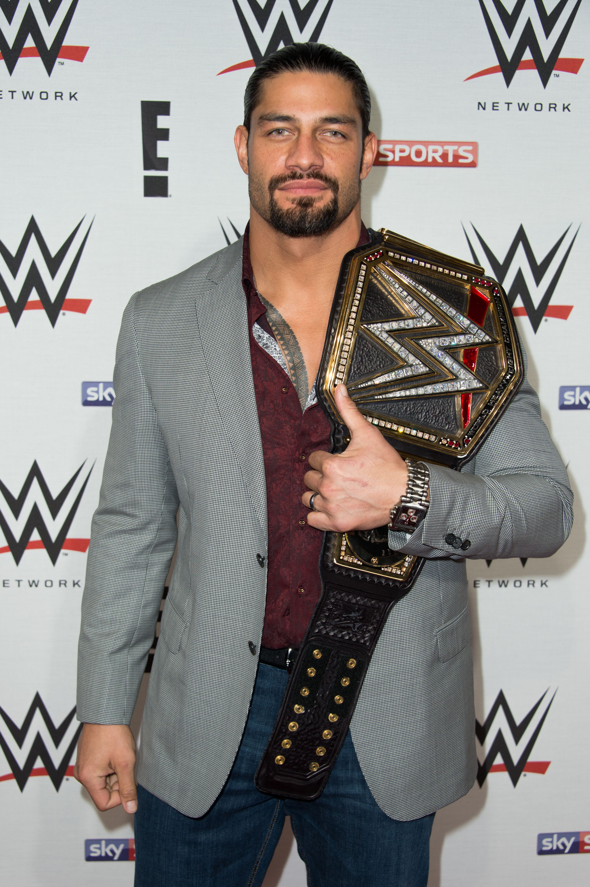 Wwe News What Roman Reigns Suspension Means For Wwe