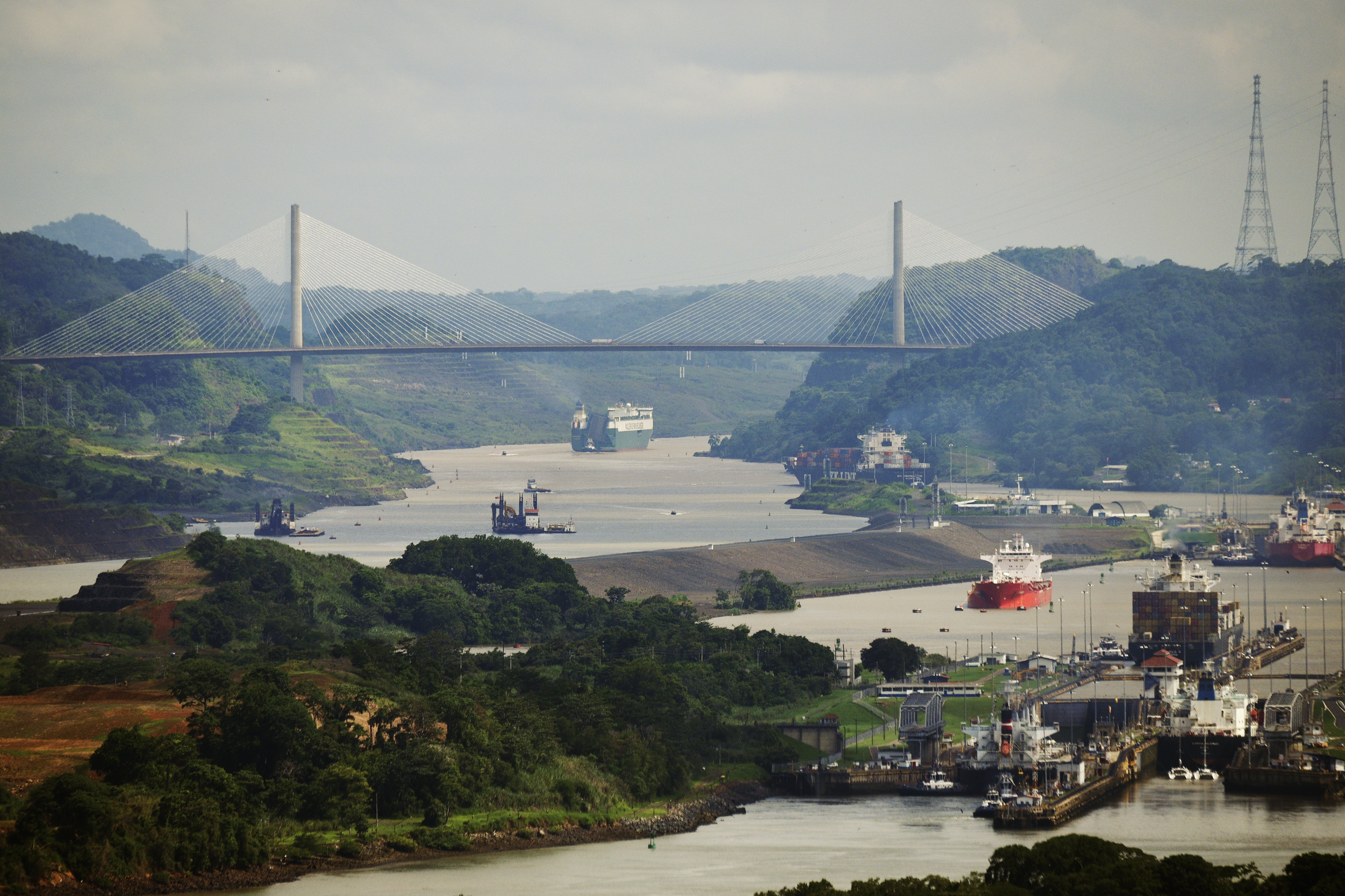 panama canal expansion Eight years have passed since the beginning of works on the panama canal expansion program, the largest infrastructure project since the waterway's original construction the expansion program – which will create a new lane of traffic along the canal through the construction of a new set of.