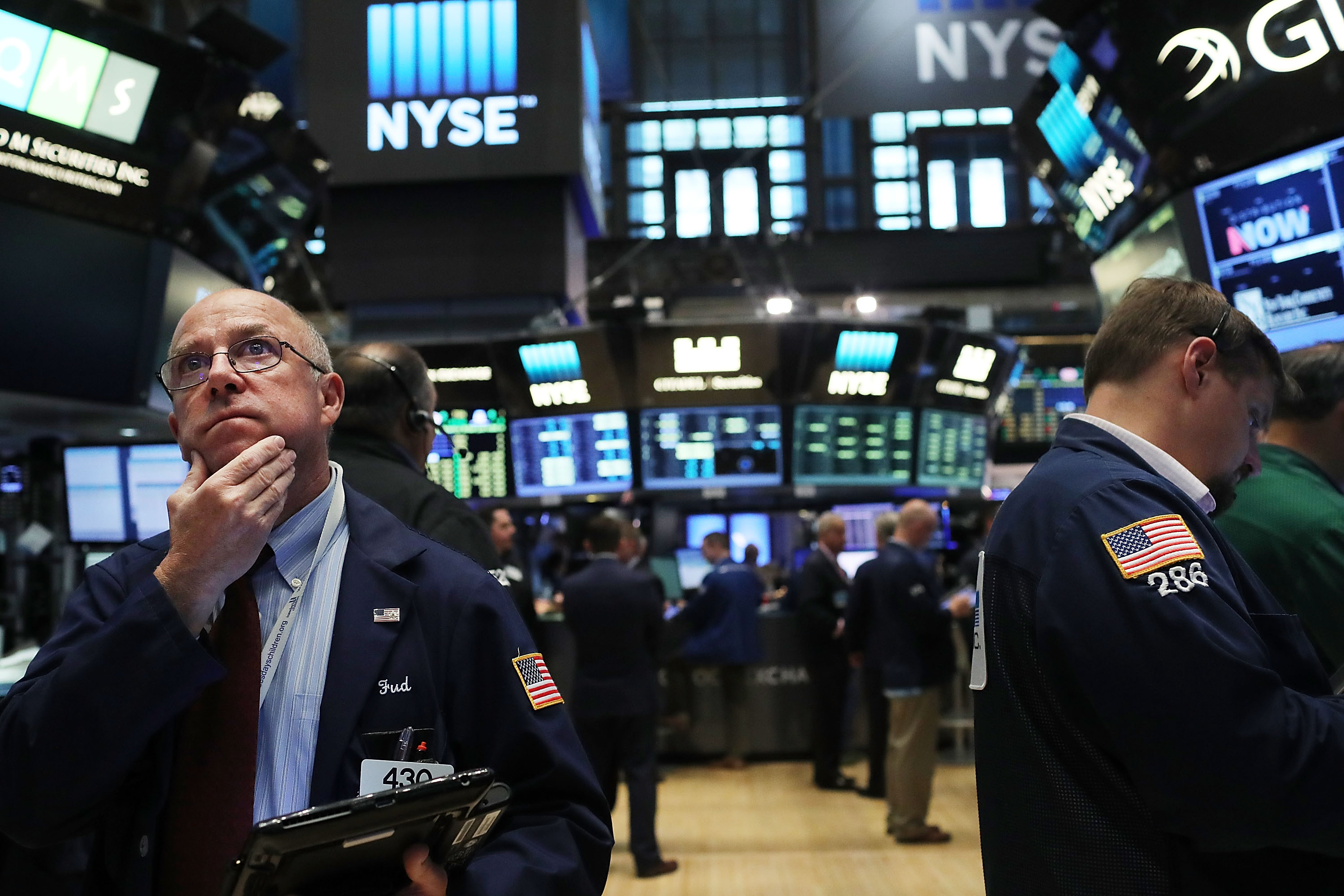 Dow Jones Industrial Average Slumps Again As Investors Absorb More Brexit Shock