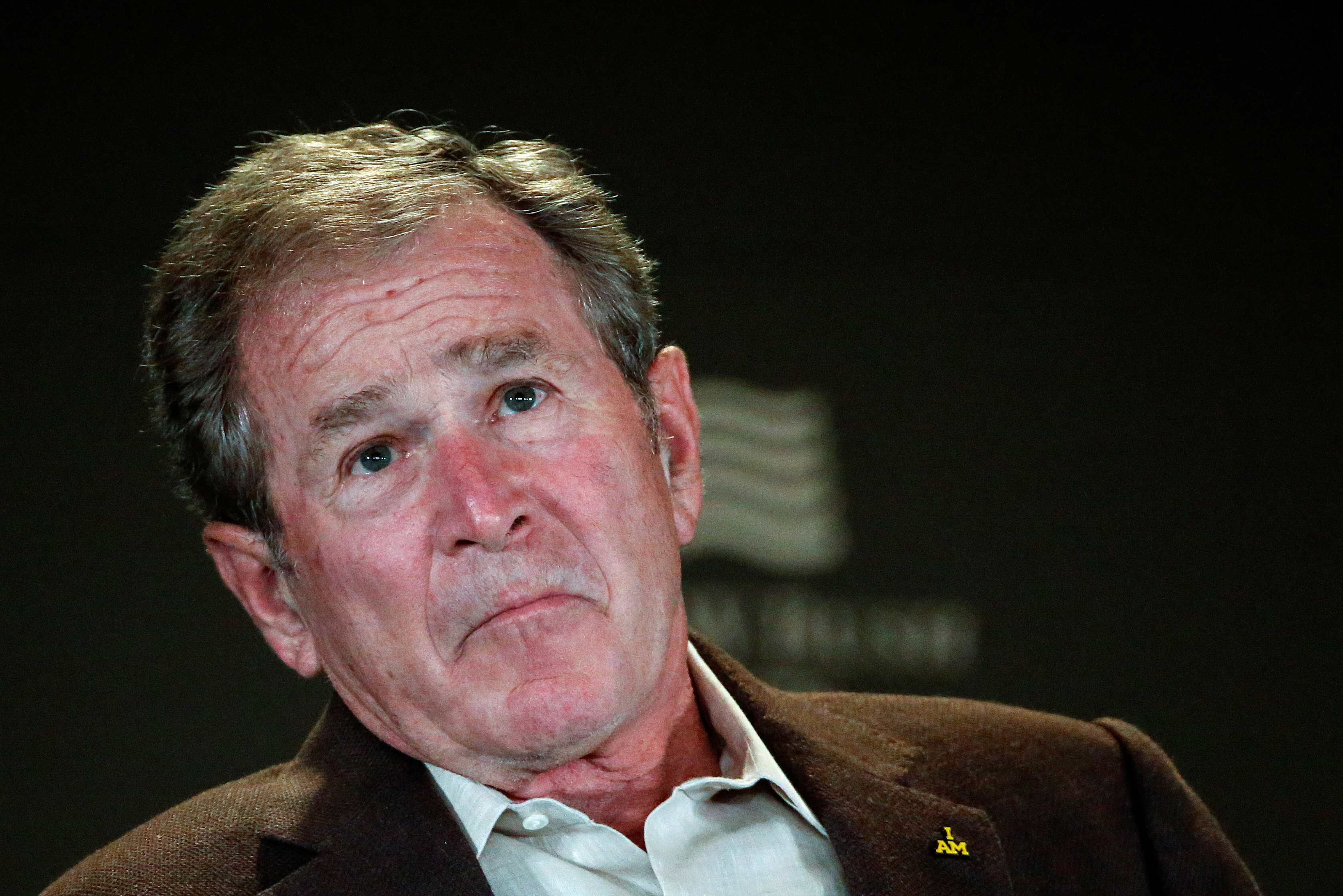 Last Republican President? George W. Bush Reportedly Worried Trump Candidacy Means He'll Have ...