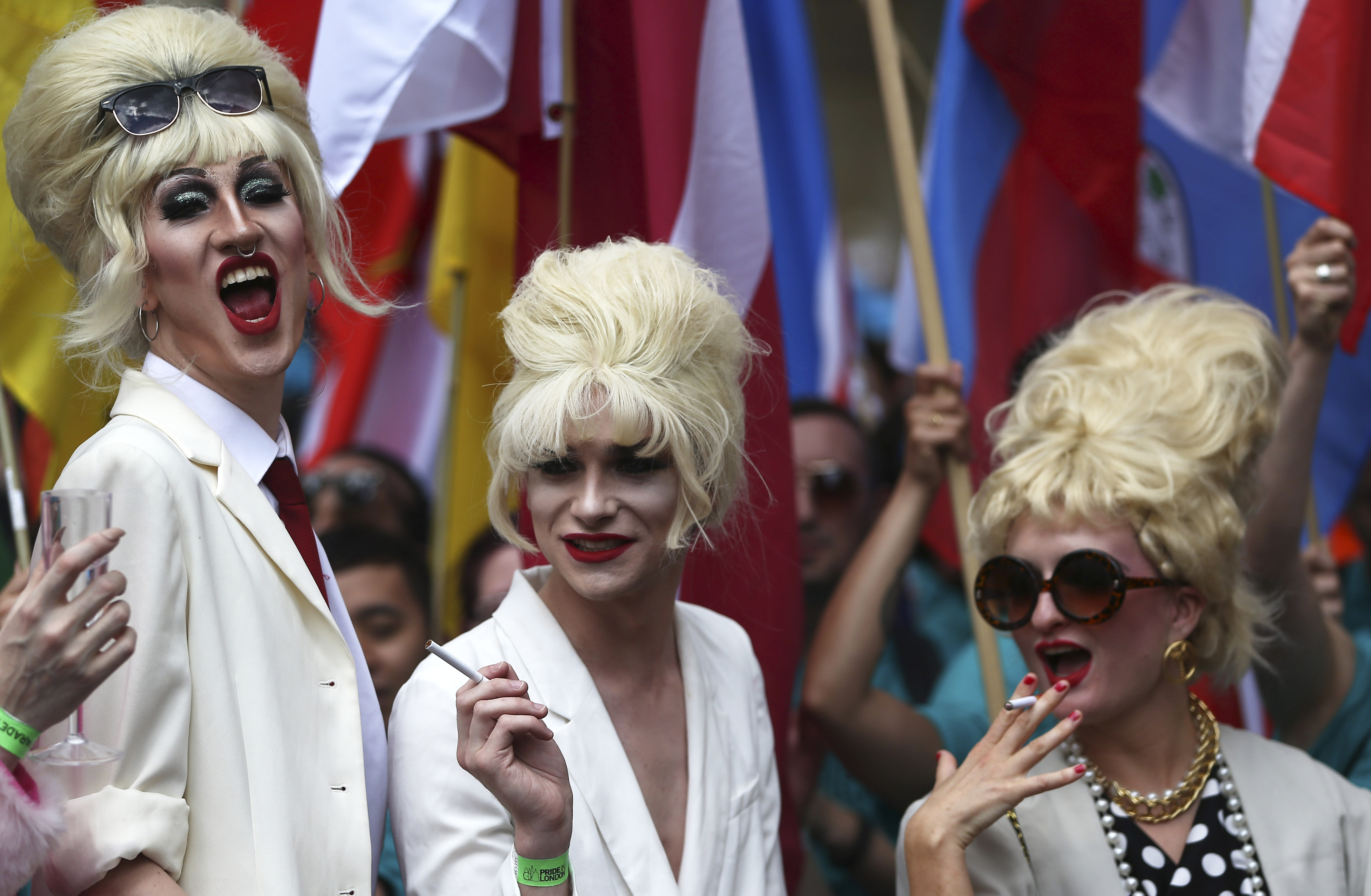 """Being transgender is a mental illness"": What does the DSM ..."