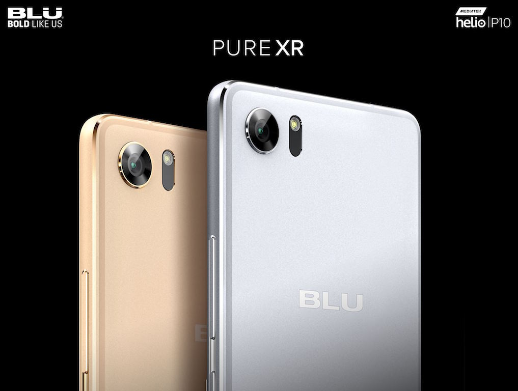 Blu Launches iPhone 7 Rival Pure XR, An Affordable Android Smartphone With A 3D Touch Display