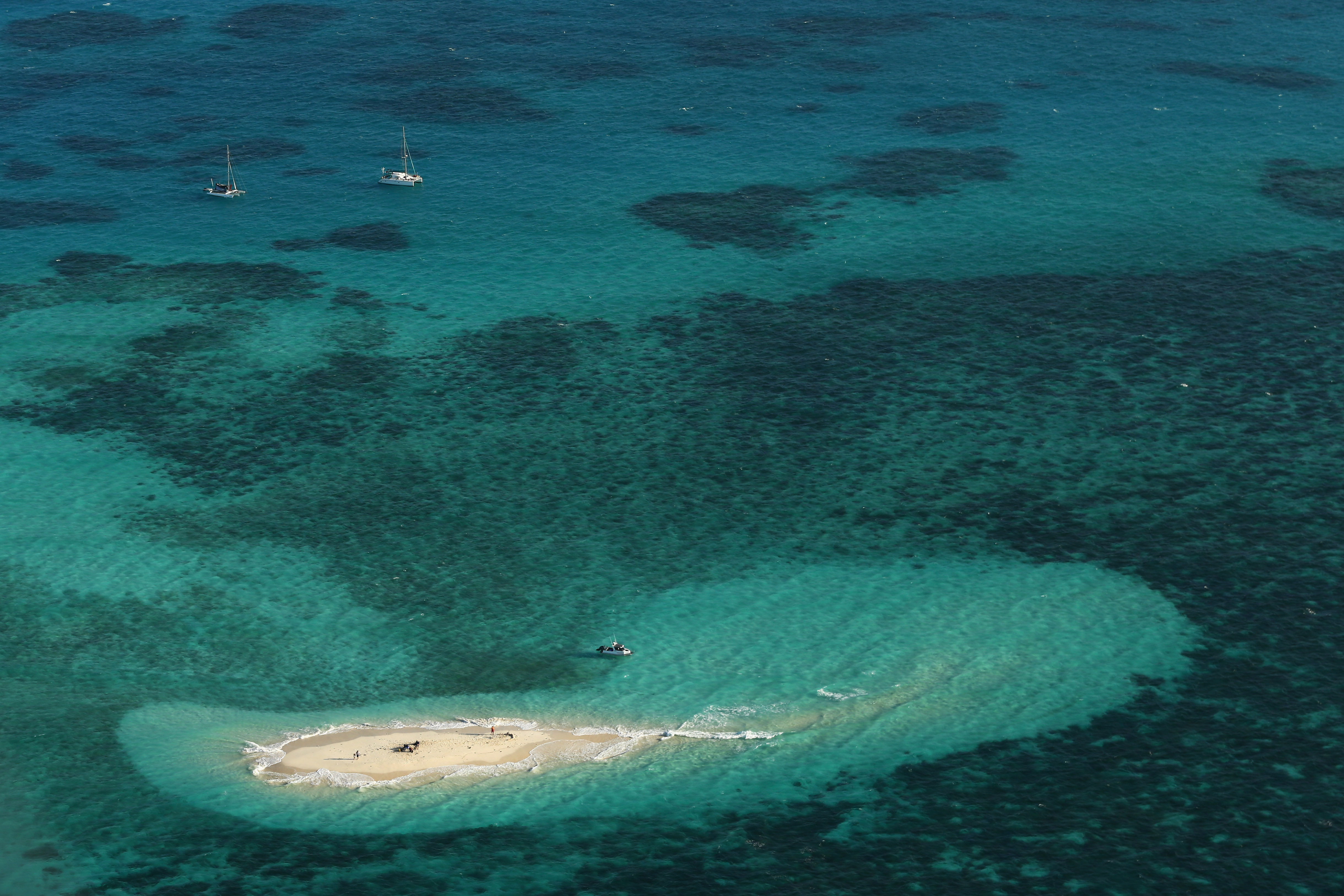 Great Barrier Reef Has Been Hiding A Massive New Reef, Australian Scientists Discover