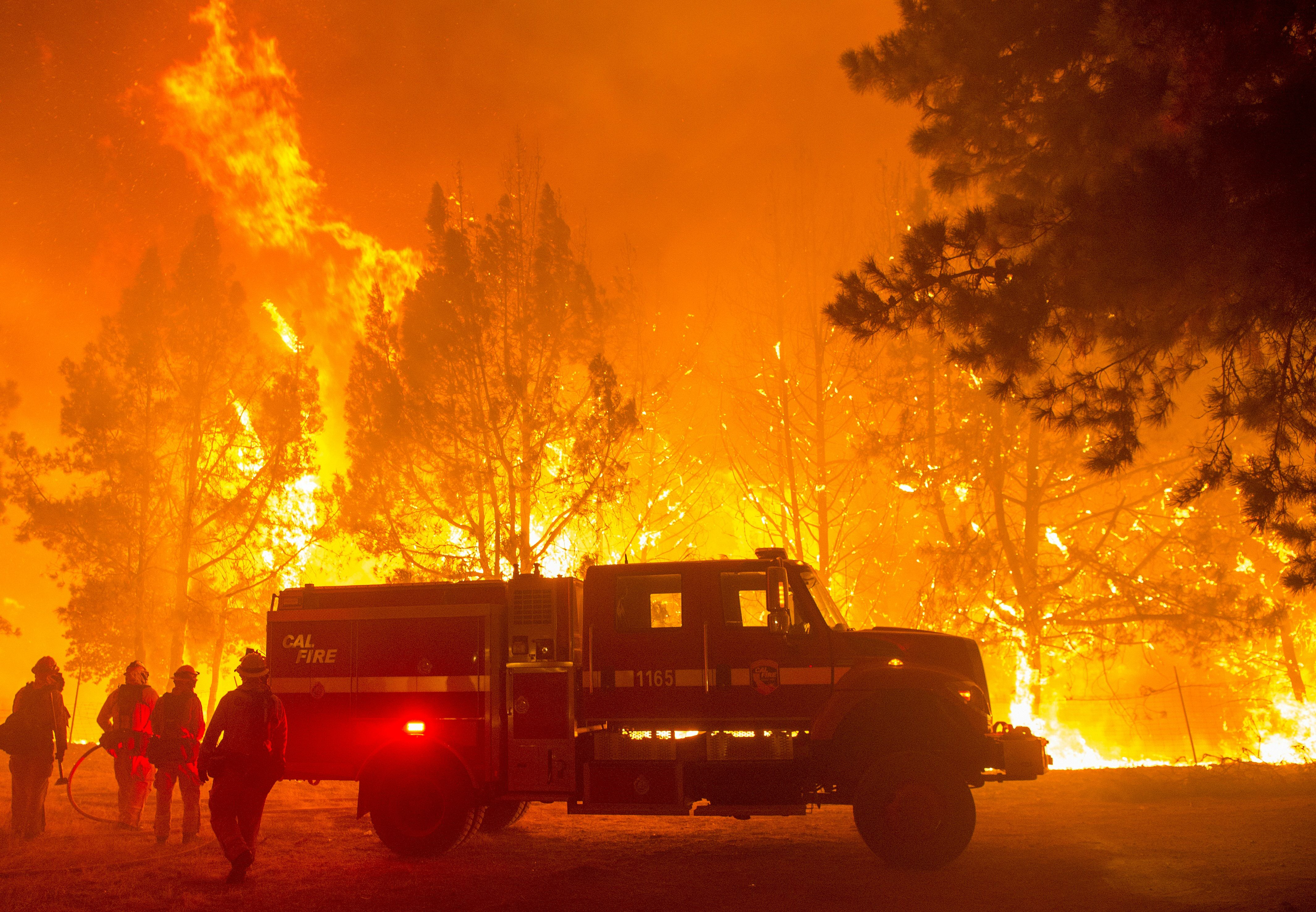 Study: Decreasing Number of Rainy Days in Summer Has Increased Western Wildfire