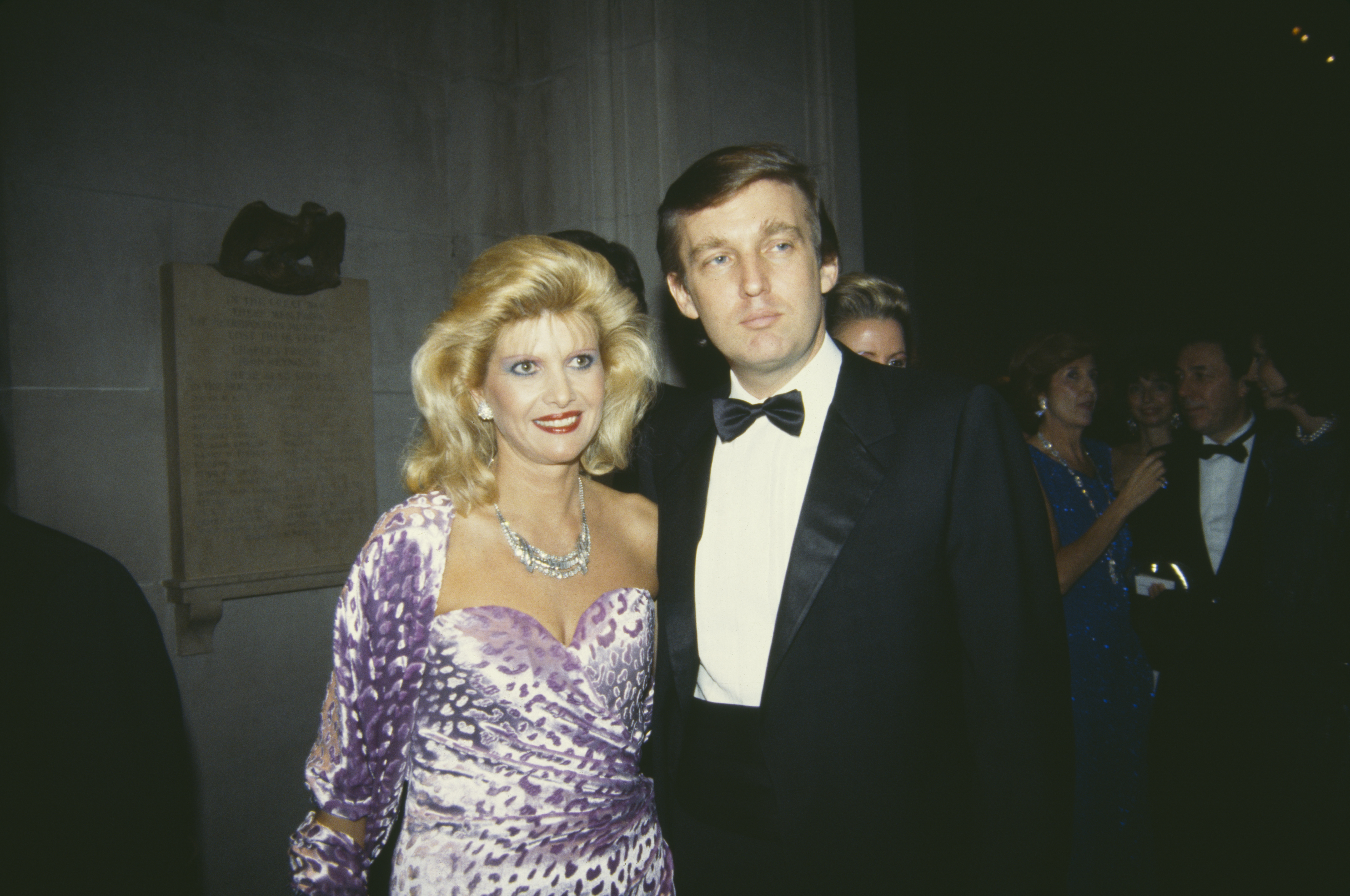 Trump dating 10 years old girl