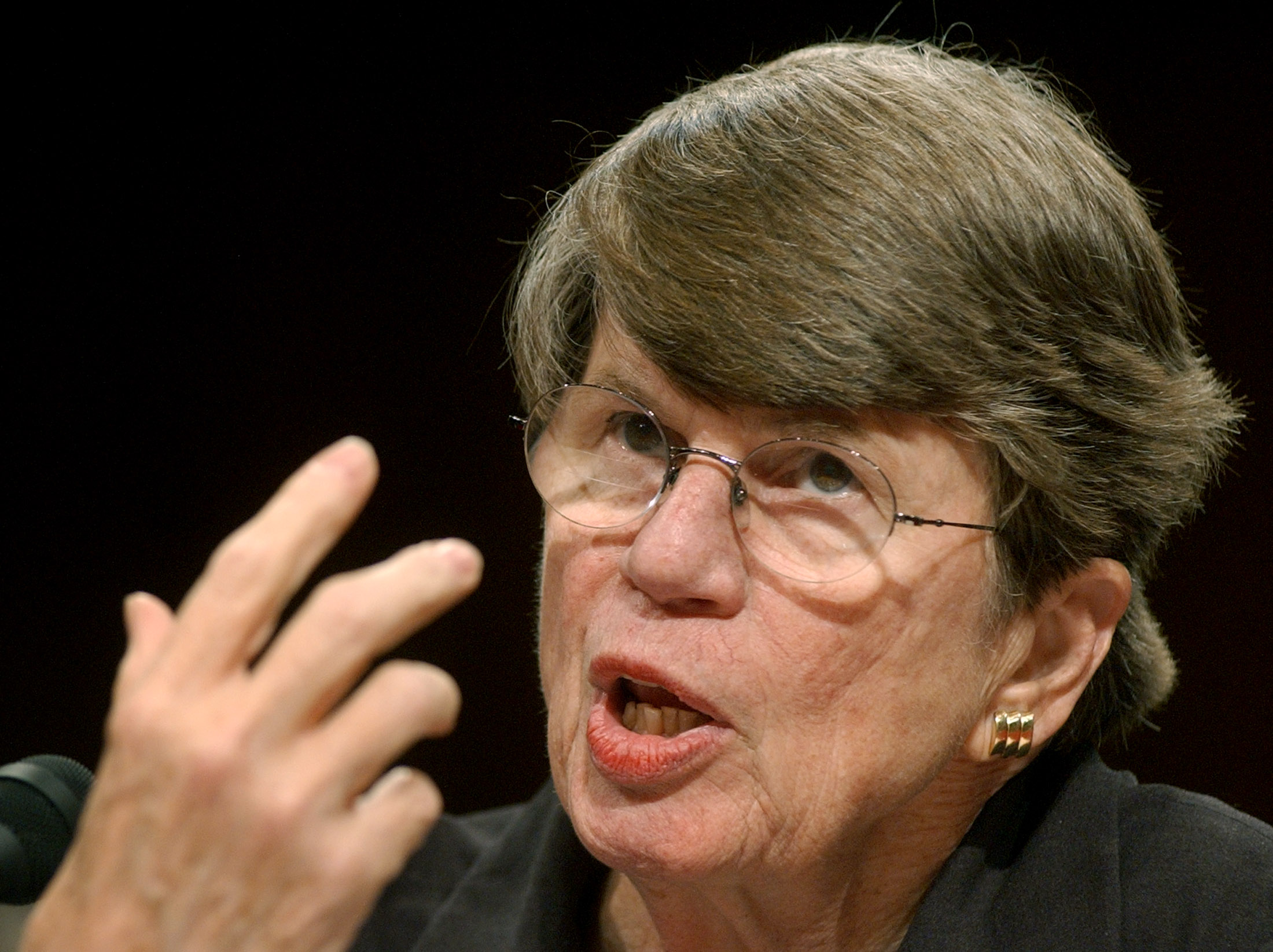 Who Is Janet Reno? First Female US Attorney General Dead ...