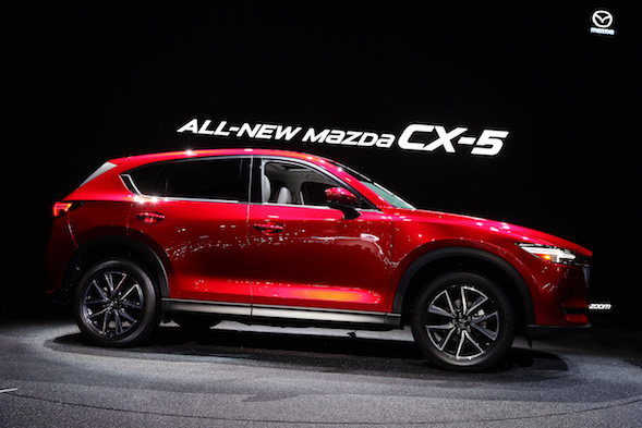 2017 mazda cx 5 redesigned model features styling elements from cx 9 cx 3 to get 2 2 liter. Black Bedroom Furniture Sets. Home Design Ideas