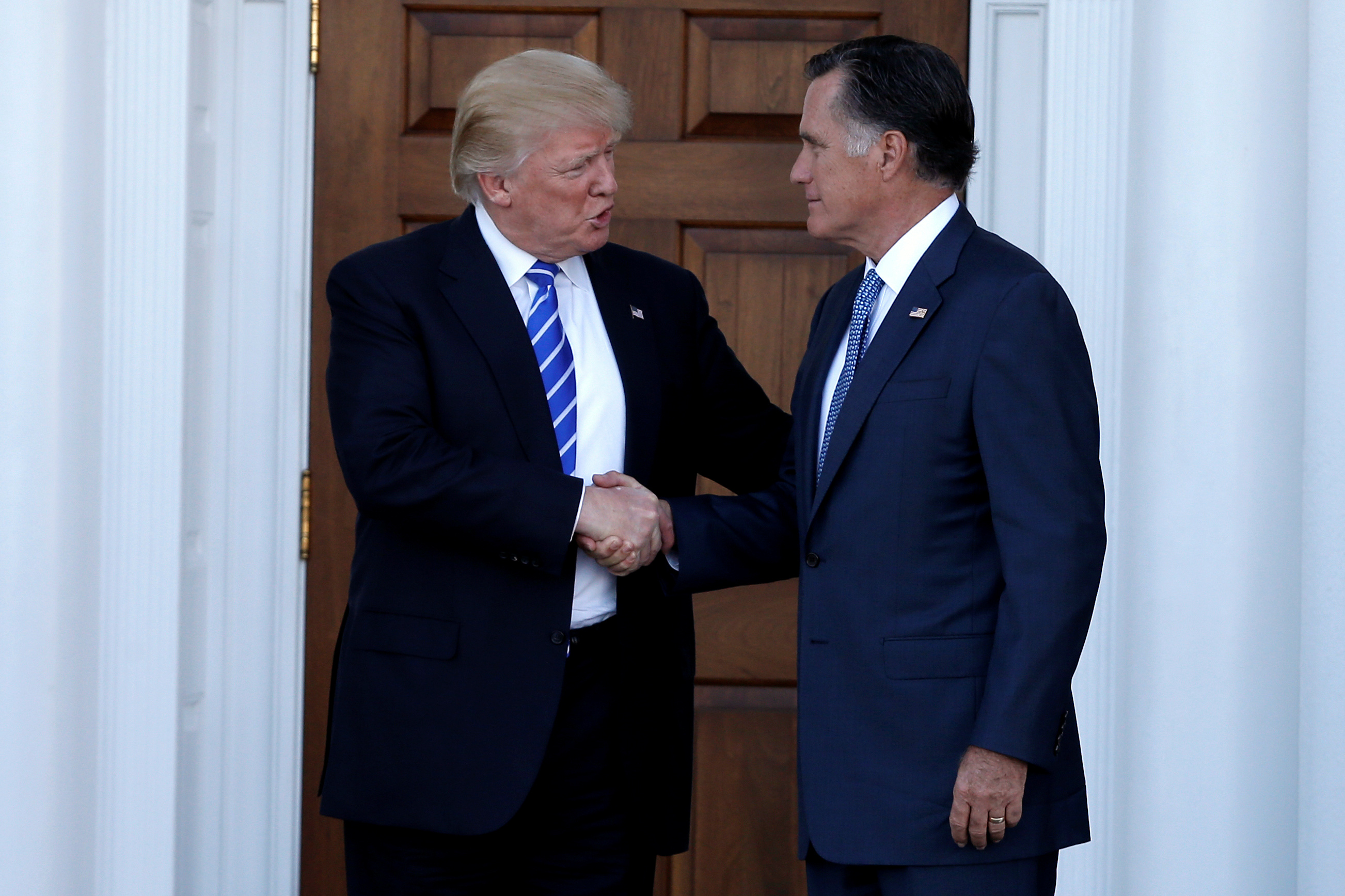 Trump Cabinet Update: Republicans Concerned About Mitt Romney As ...