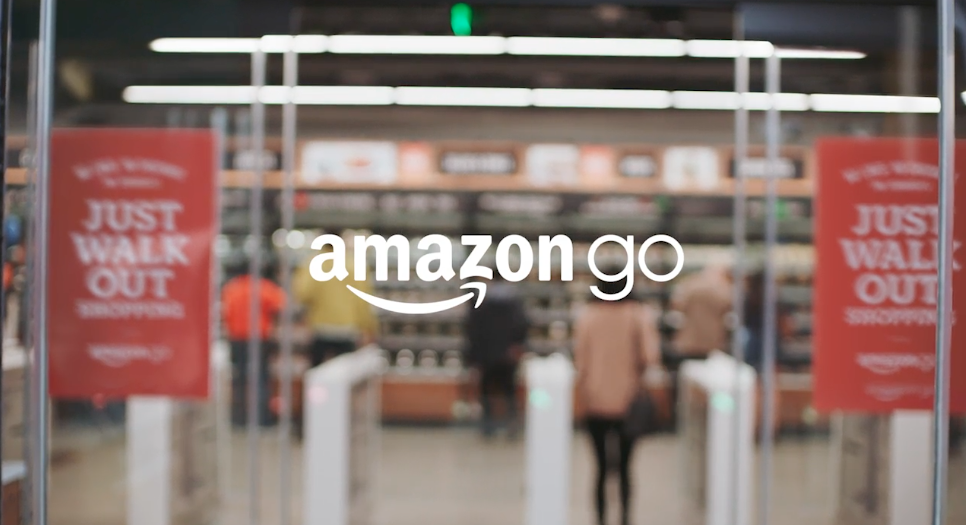Image result for Walmart's New Technology amazon go