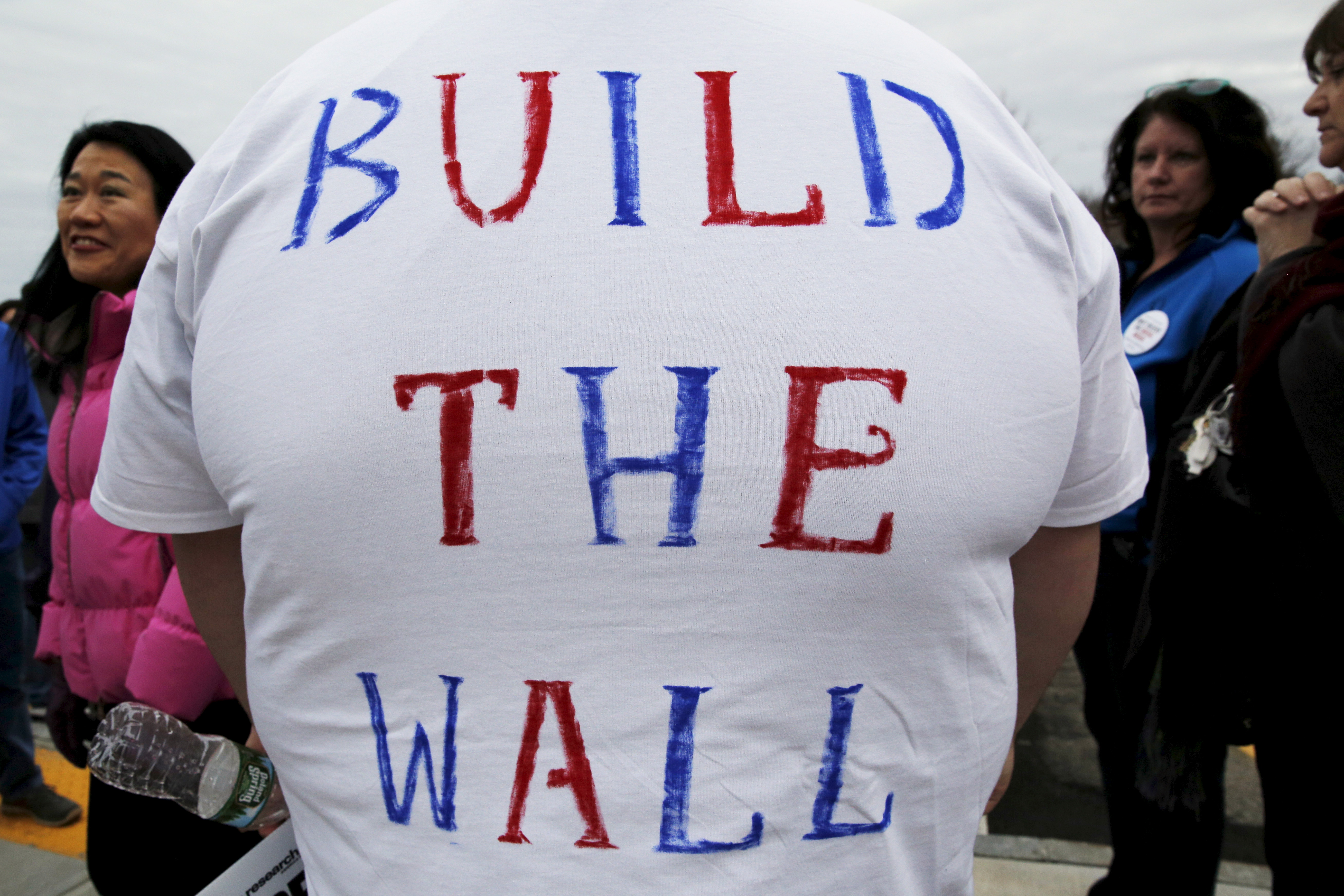 Who Will Pay For Donald Trump S Wall Congress Not Mexico
