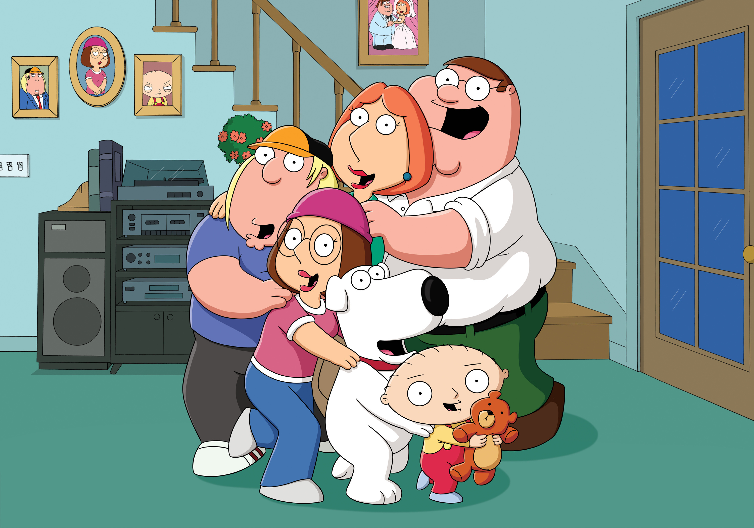 'Family Guy' Fun Facts: 18 Things You Didn't Know About ...  'Family Guy�...