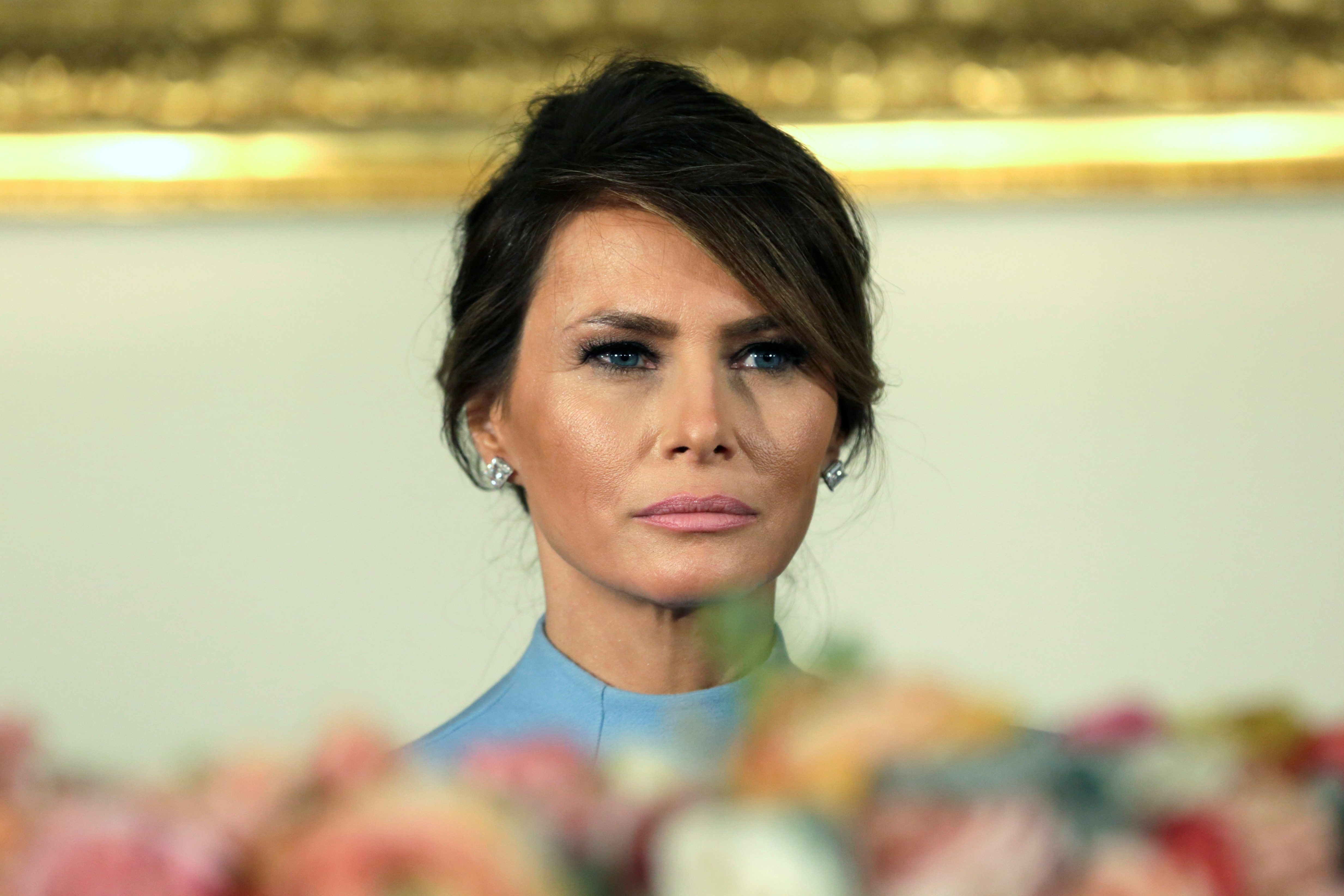 story melania trump hires chief staff