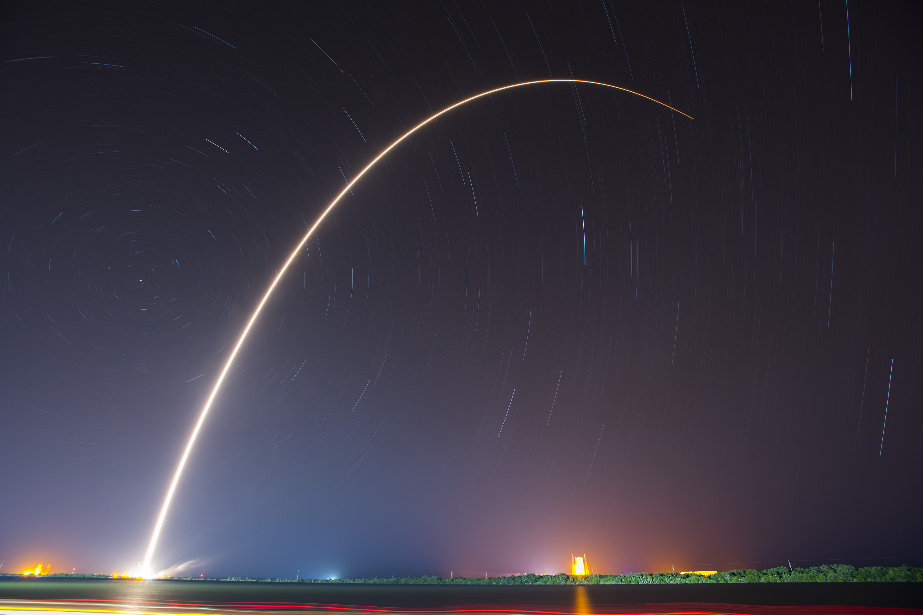 SpaceX Live Stream: Watch Falcon 9's First Launch From ...