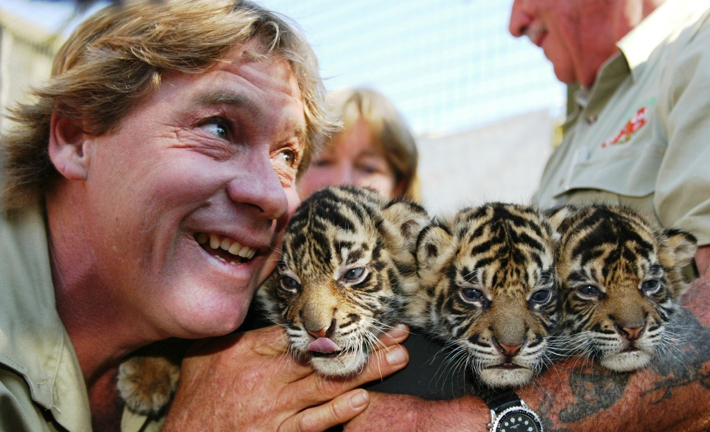 steve irwin quotes famous sayings by �the crocodile
