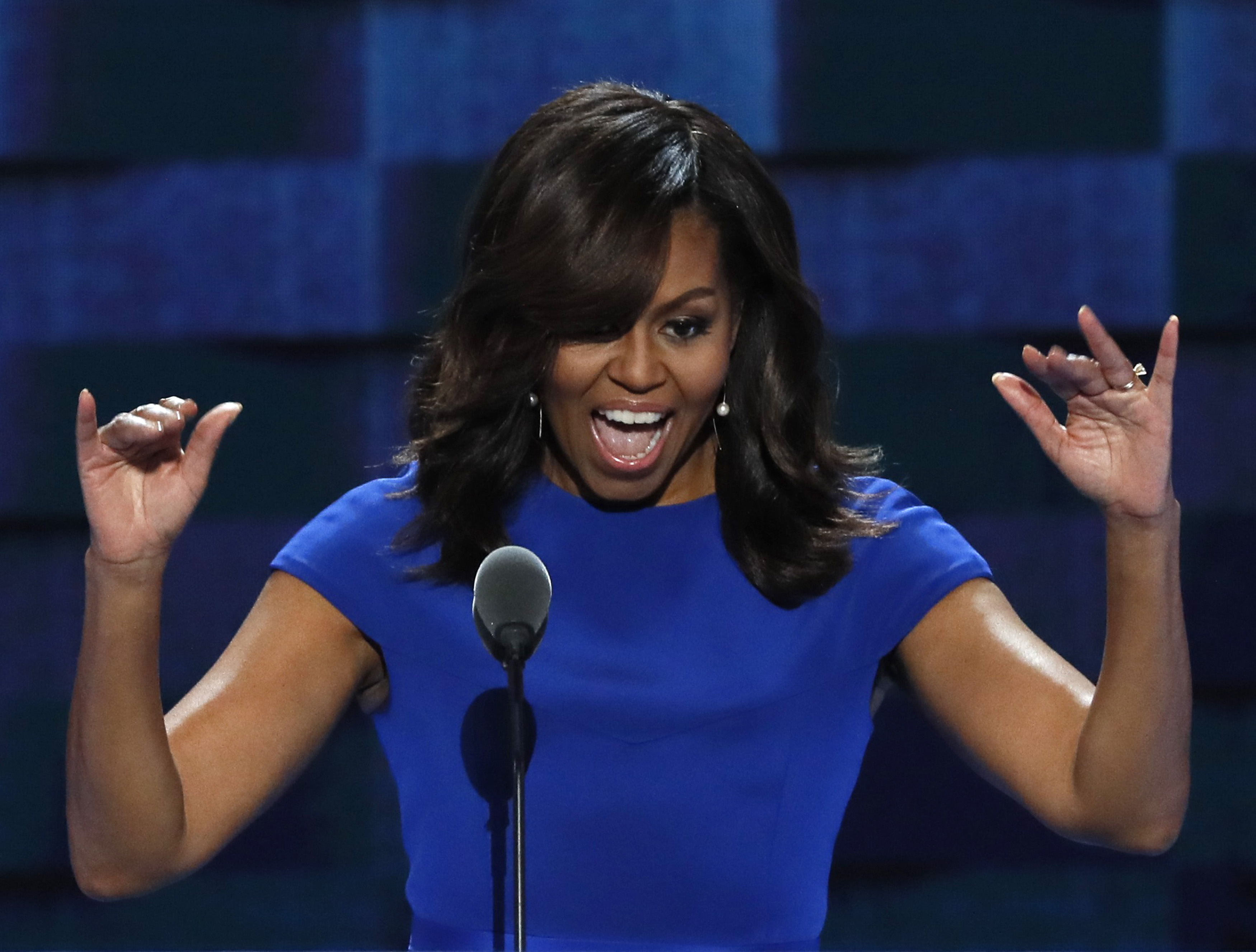 Where Is Michelle Obama Former First Lady