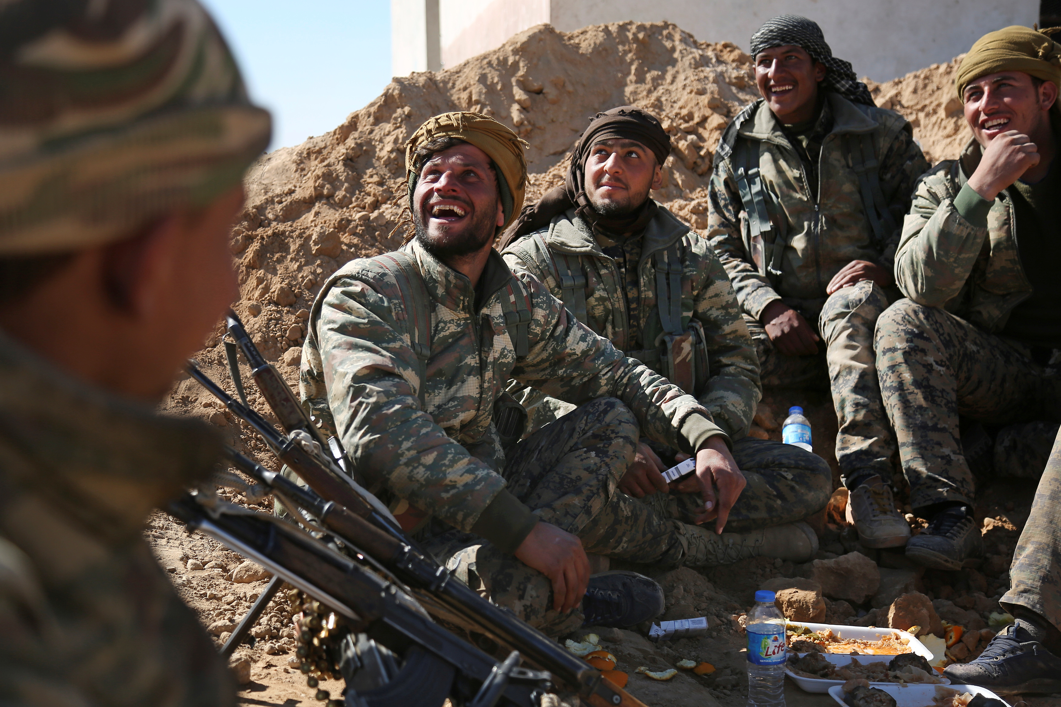 Could Turkey join forces with Russia in Syria?
