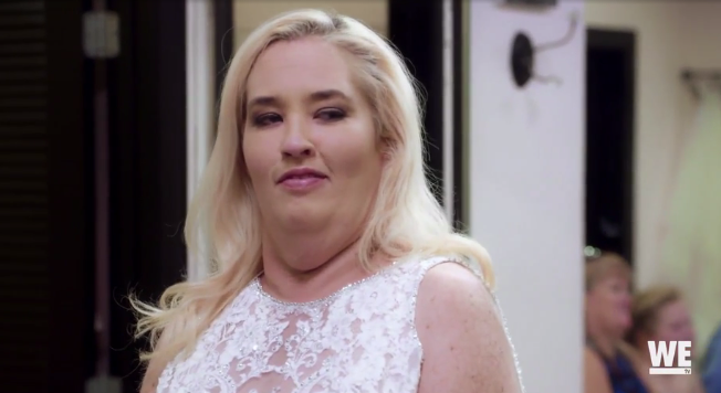 Mama June Shannon Update: Size 4 Star Paid For Her Own