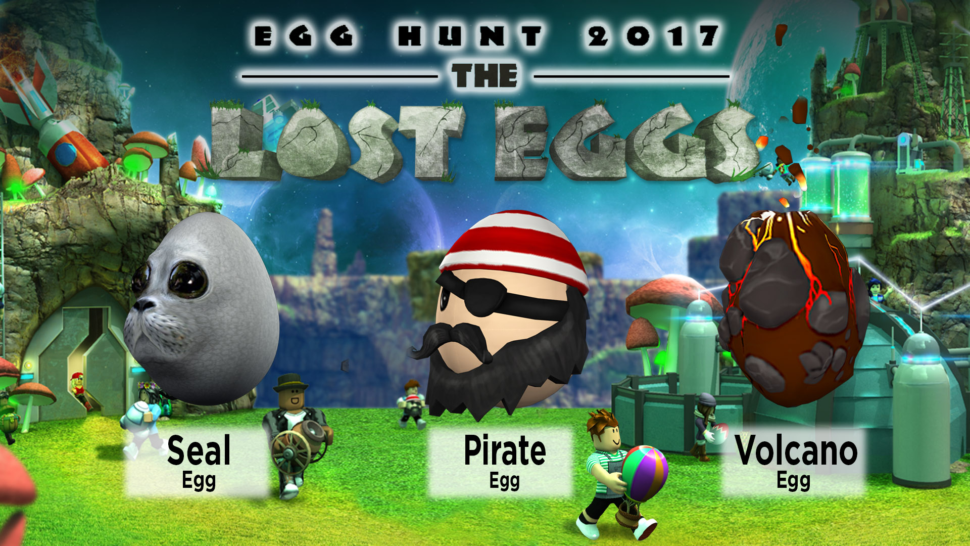 'Roblox' Egg Hunt 2017: Leaked Eggs, Gear, Dates ...