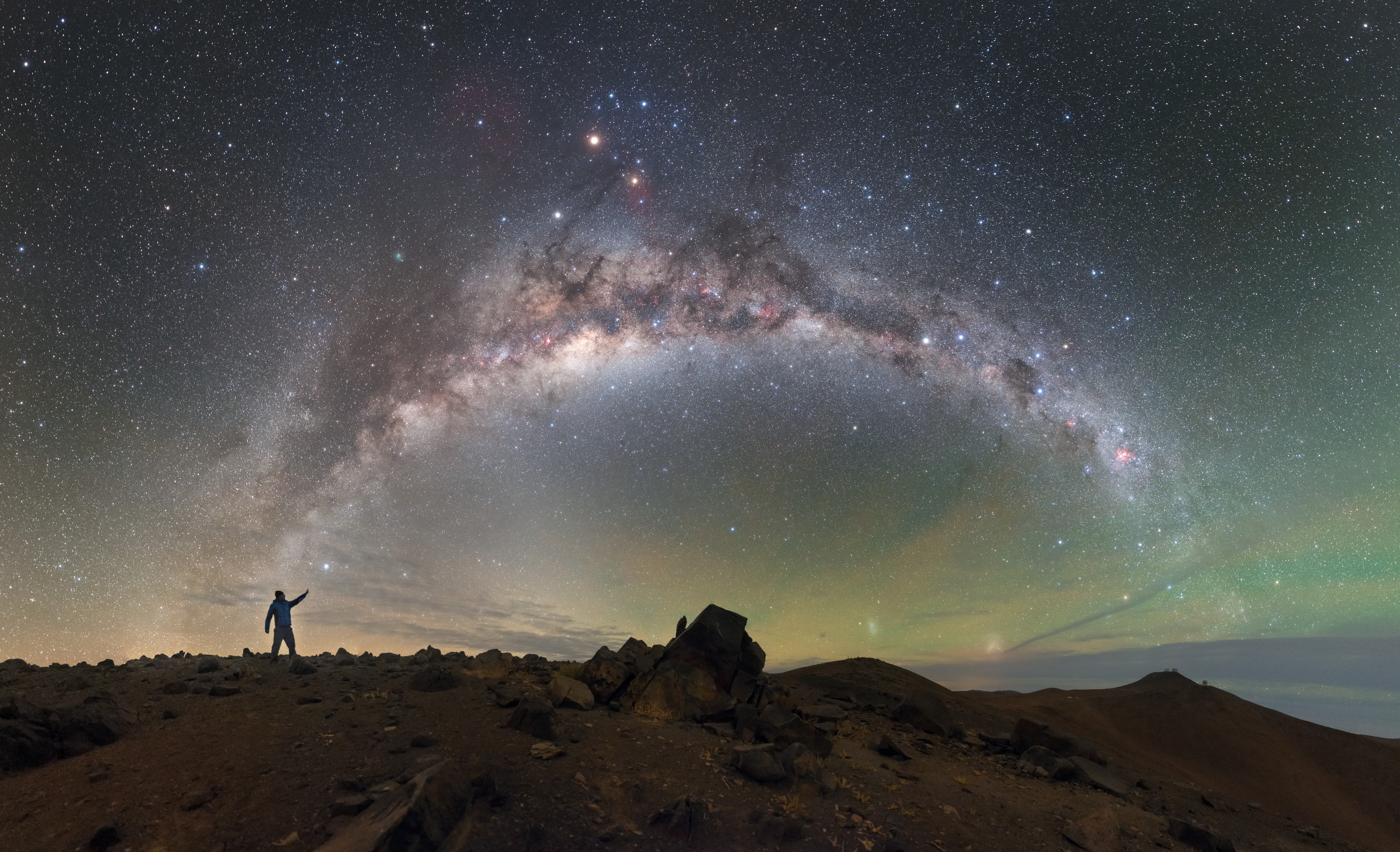 Hydrogen Gas In Milky Way's Halo May Explain Where Its ...