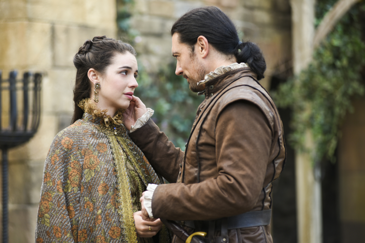 Adelaide kane forced in reign - 1 5