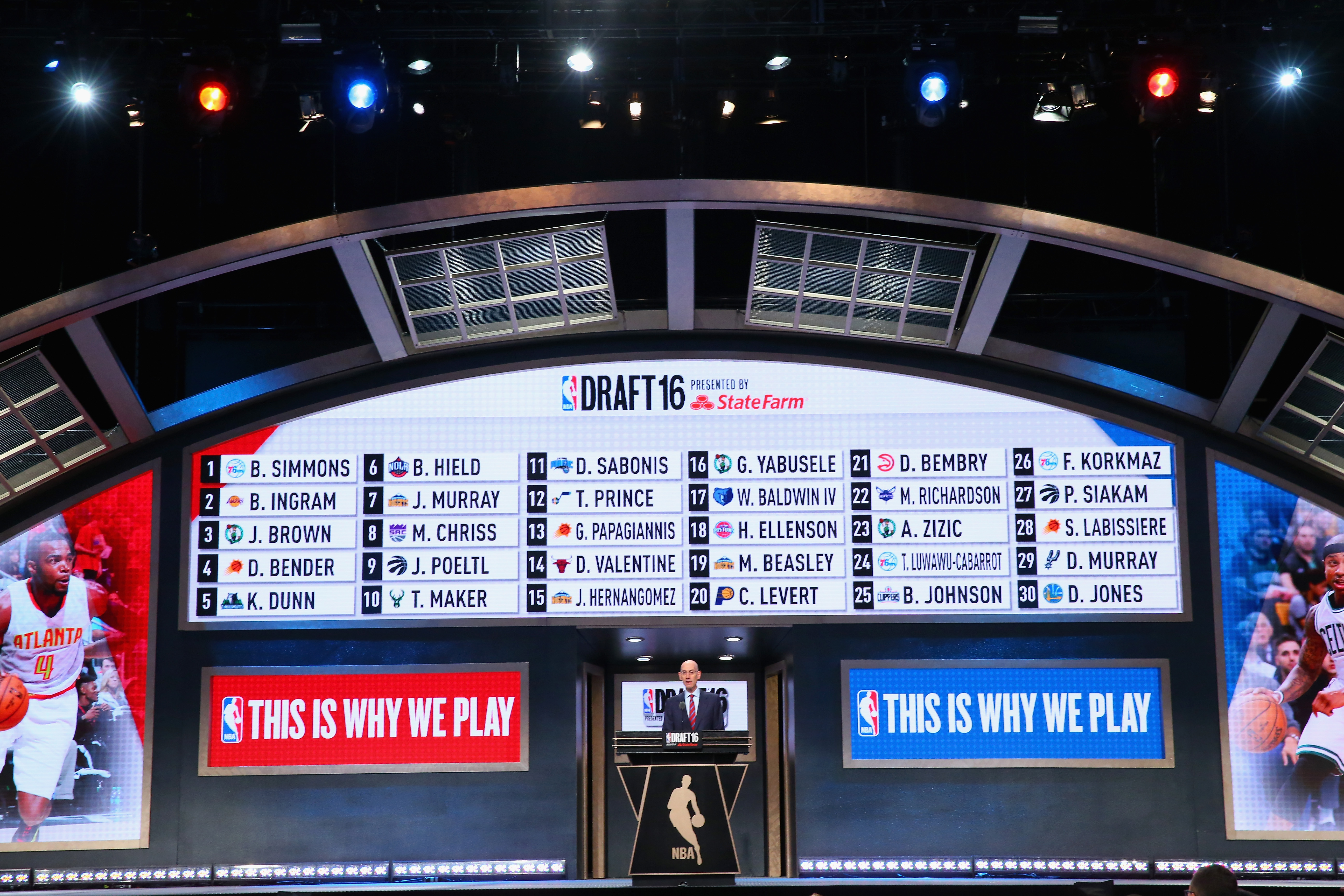 NBA Draft Lottery 2017: Start Time, TV Channel, Live Stream, Odds For Each Team