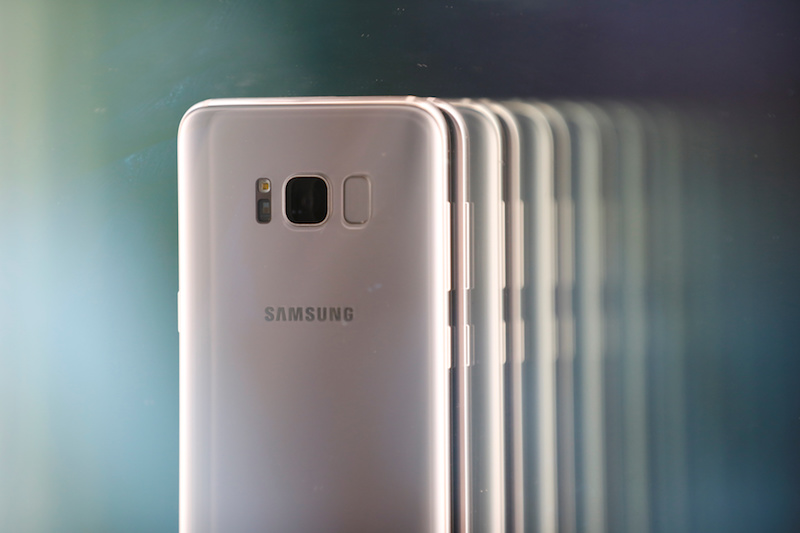 Samsung Has Reportedly Sold Over 5 Million Galaxy S8 Units