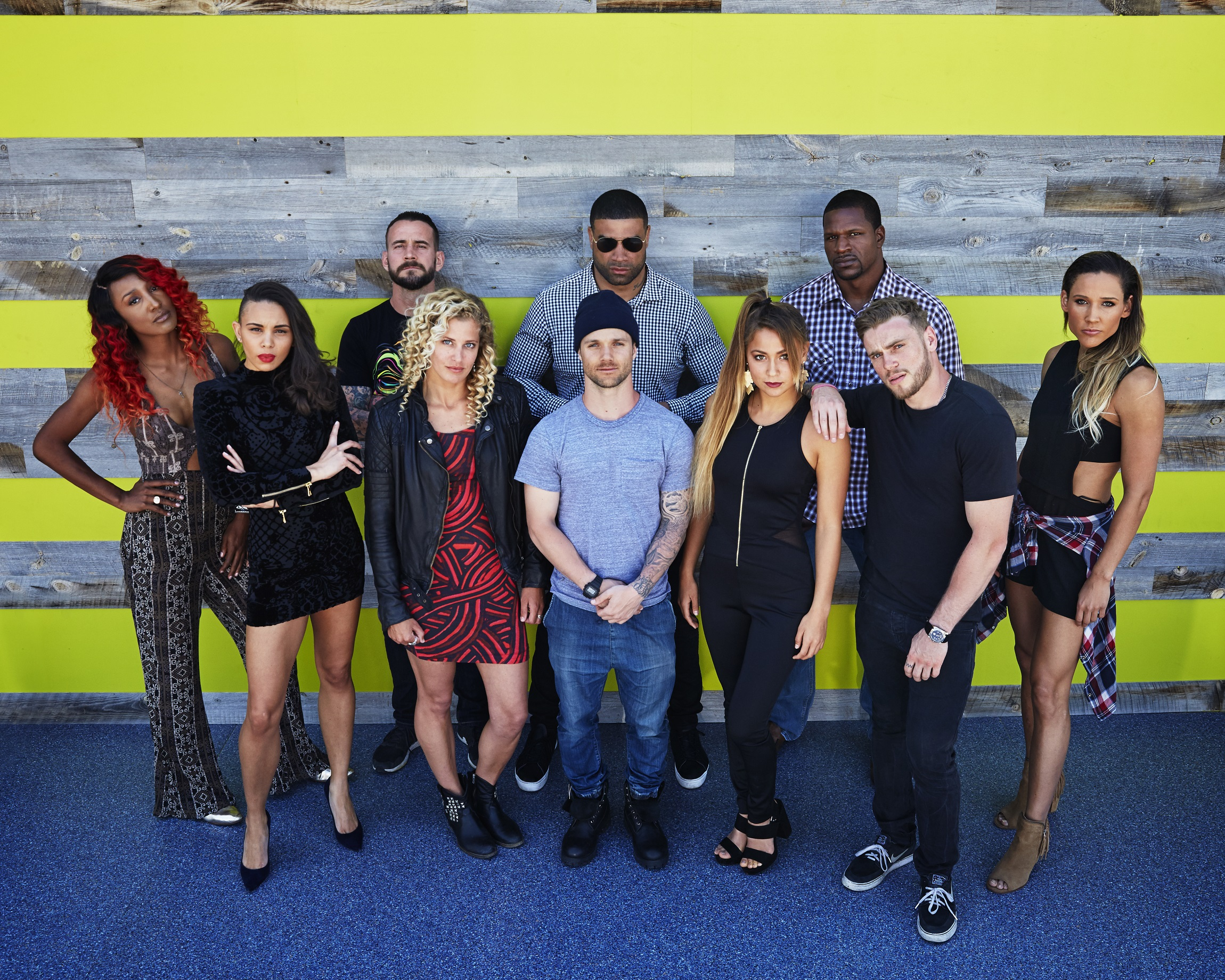 the challenge rivals 2 meet cast of dance