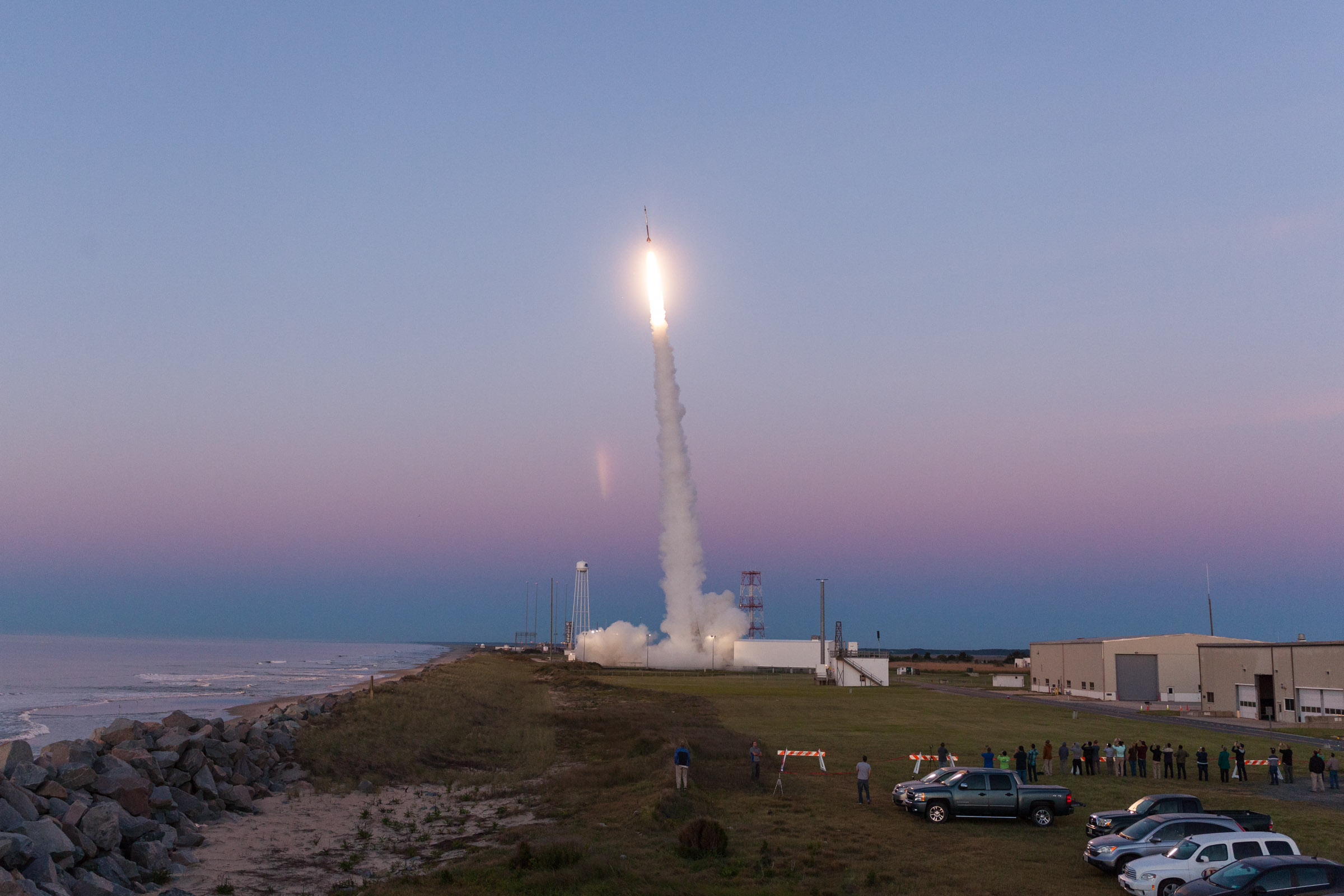 NASA Rocket Launch Carries Mars Rover Designs Students ...
