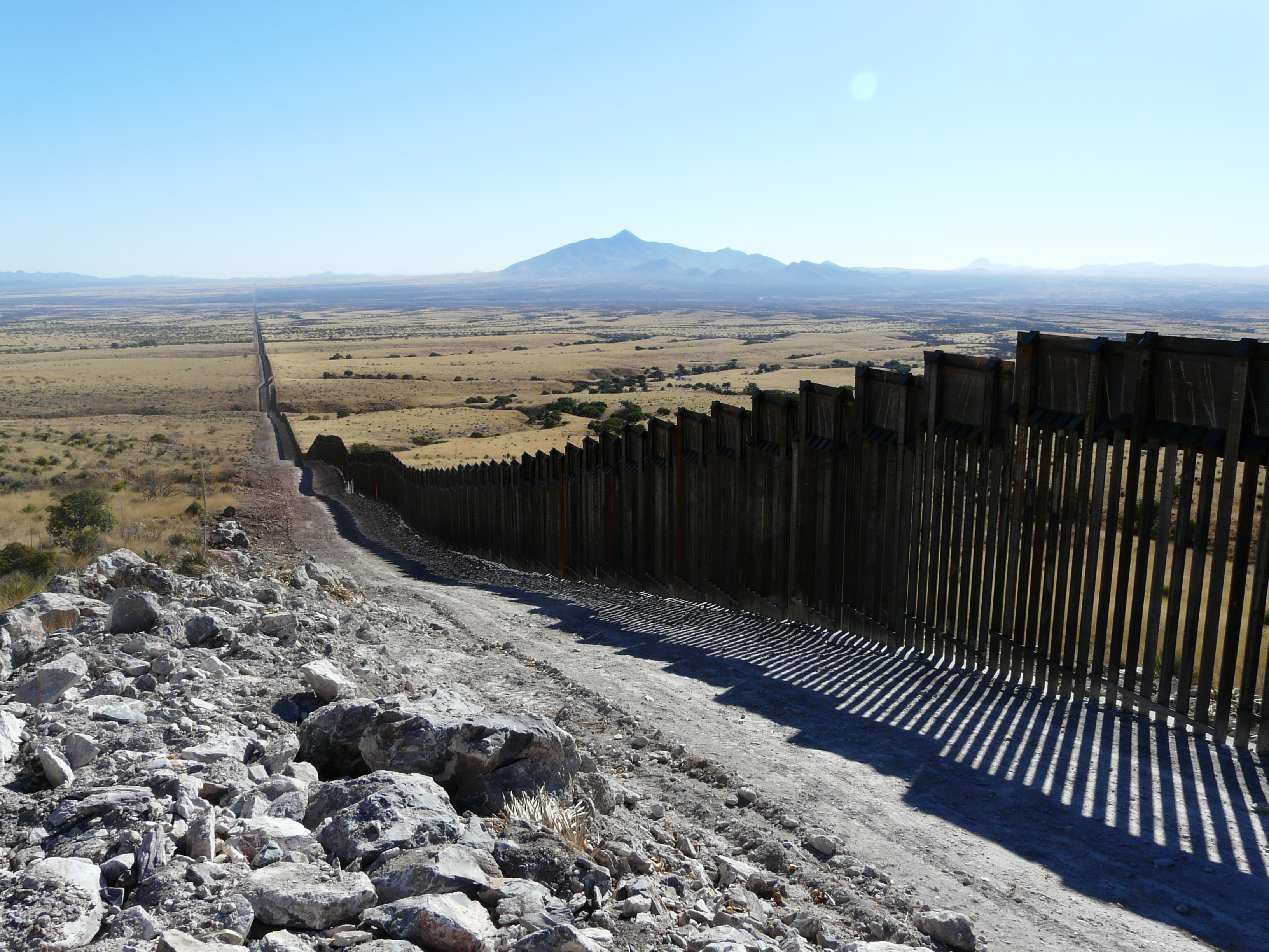Trump s us mexico border wall a disaster for wildlife for Border wall