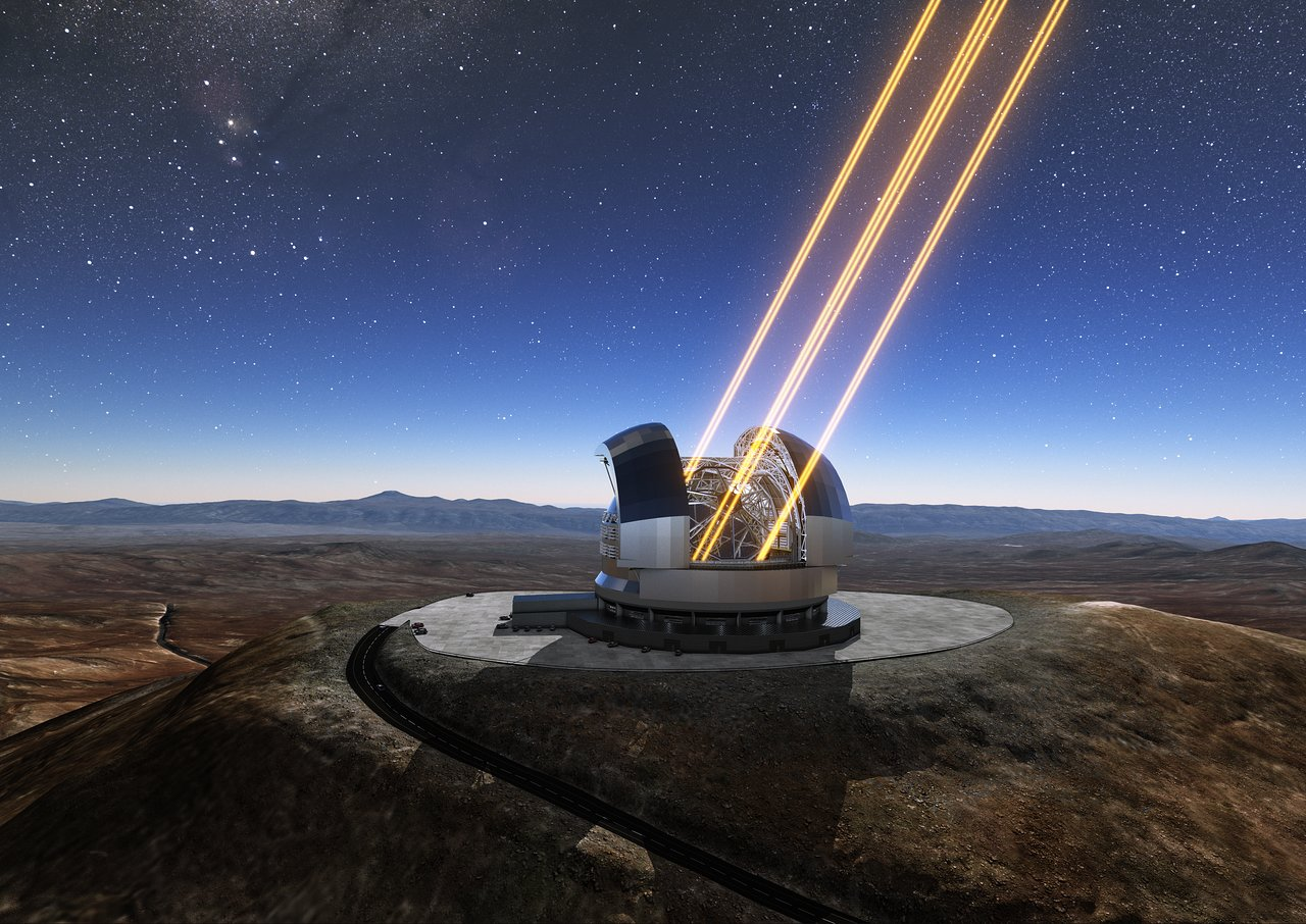 ESO's Extremely Large Telescope, World's Biggest Yet, Starts Construction In Chile