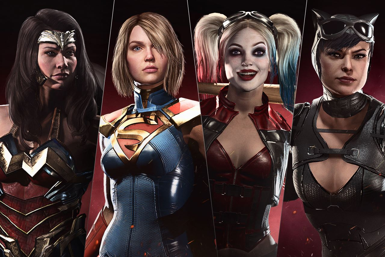 'Injustice 2' DLC leaks about new characters are pouring out now that the game's been released, but its director Ed Boon has implied that details about ...