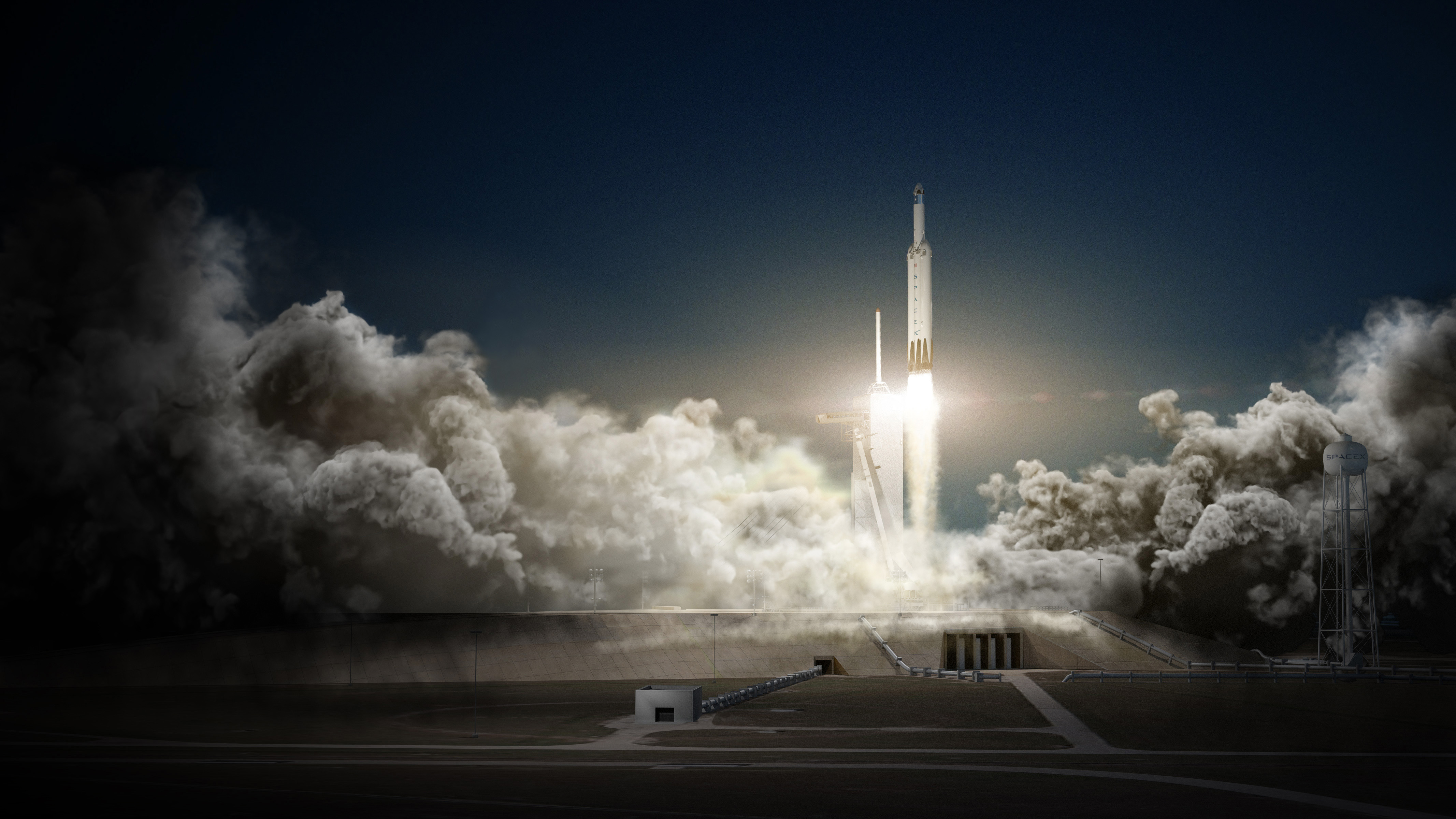 elon musk says spacex falcon heavy rocket s test flight in november. Black Bedroom Furniture Sets. Home Design Ideas