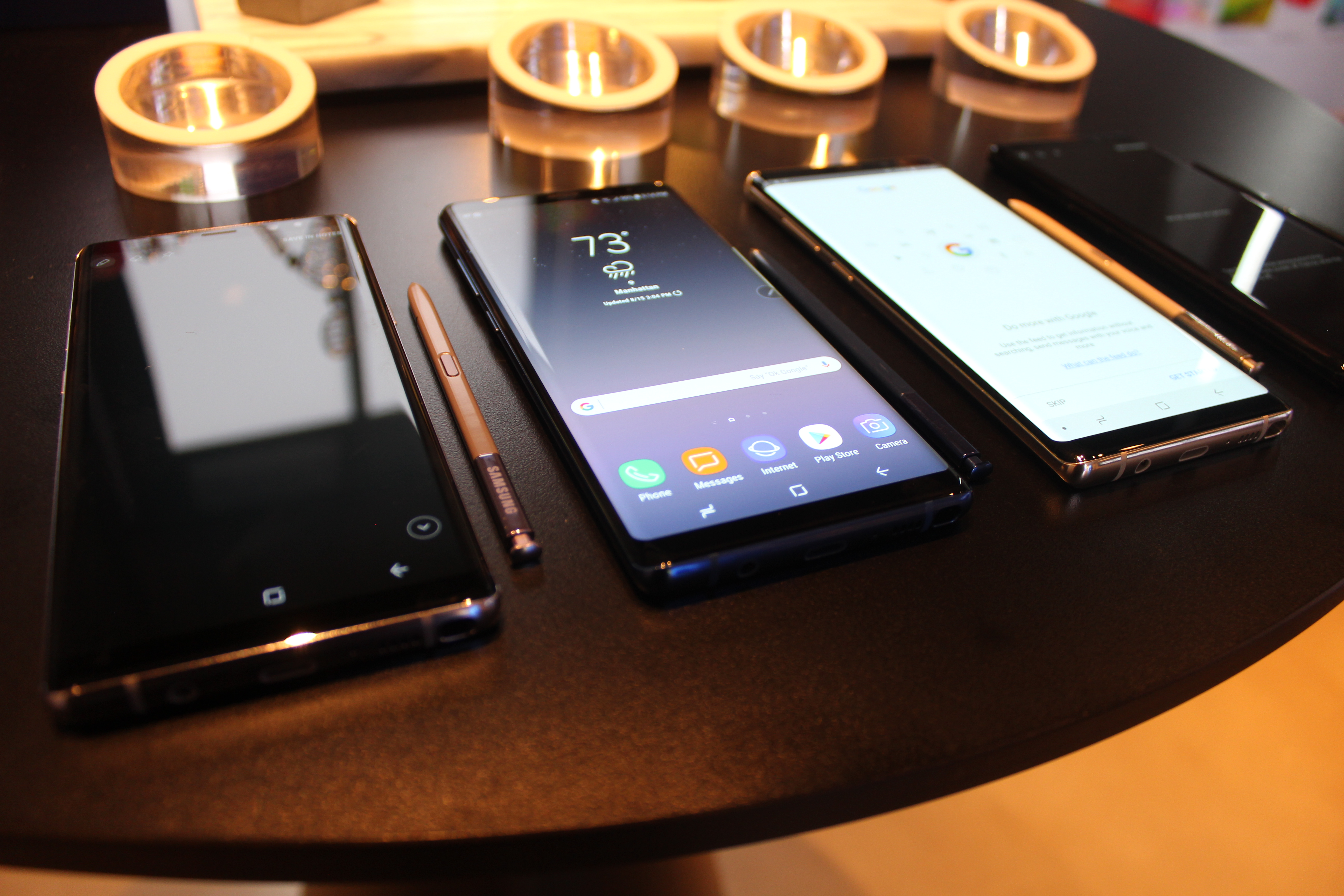 Samsung Galaxy Note 8 Release Price And Specs Hands On