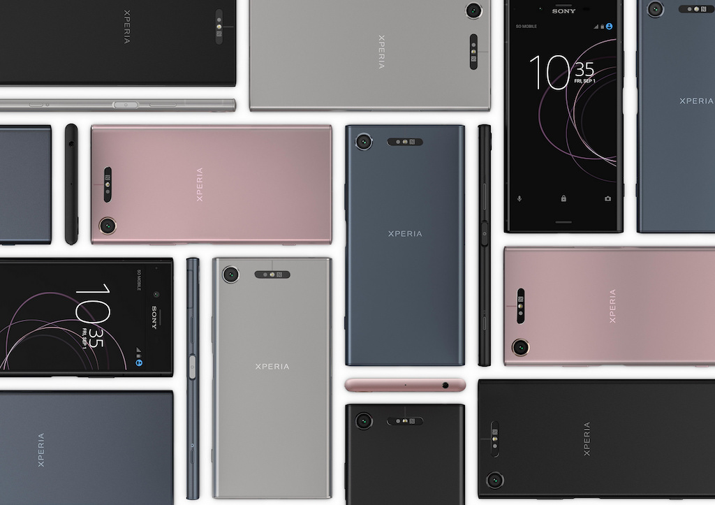 Sony unveils the xperia xz1 xz1 compact packing 3d scanning features ccuart Gallery