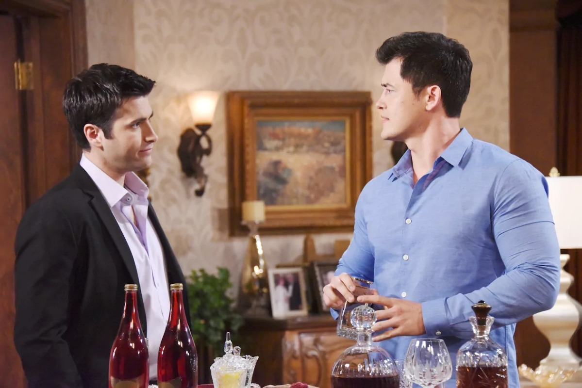 'Days Of Our Lives' Spoilers: Sonny And Paul Discuss Will