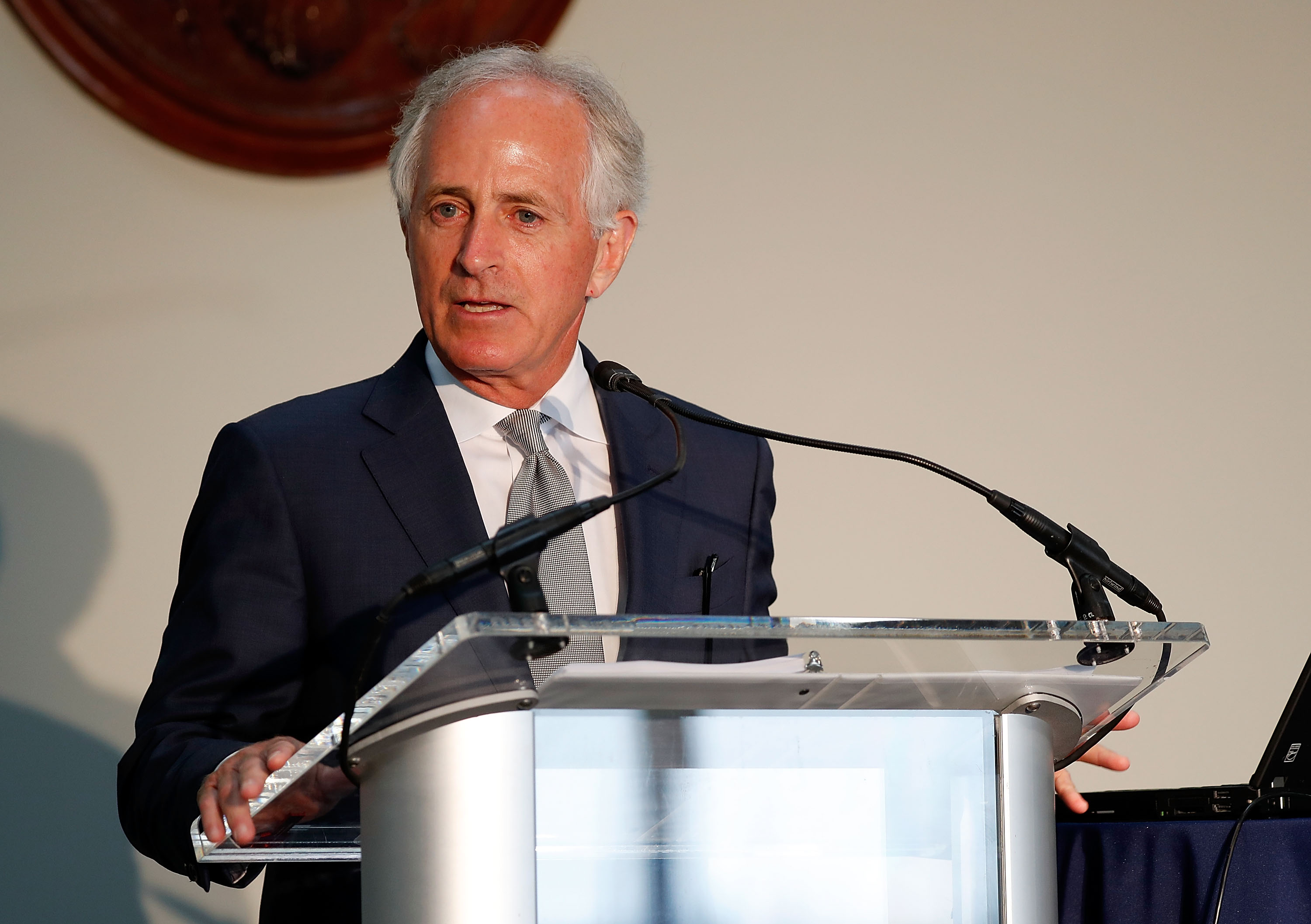 Senator Bob Corker Said He Hasn't Read The Tax Bill, Denies Changing His Vote In Exchange For Personal Tax Breaks