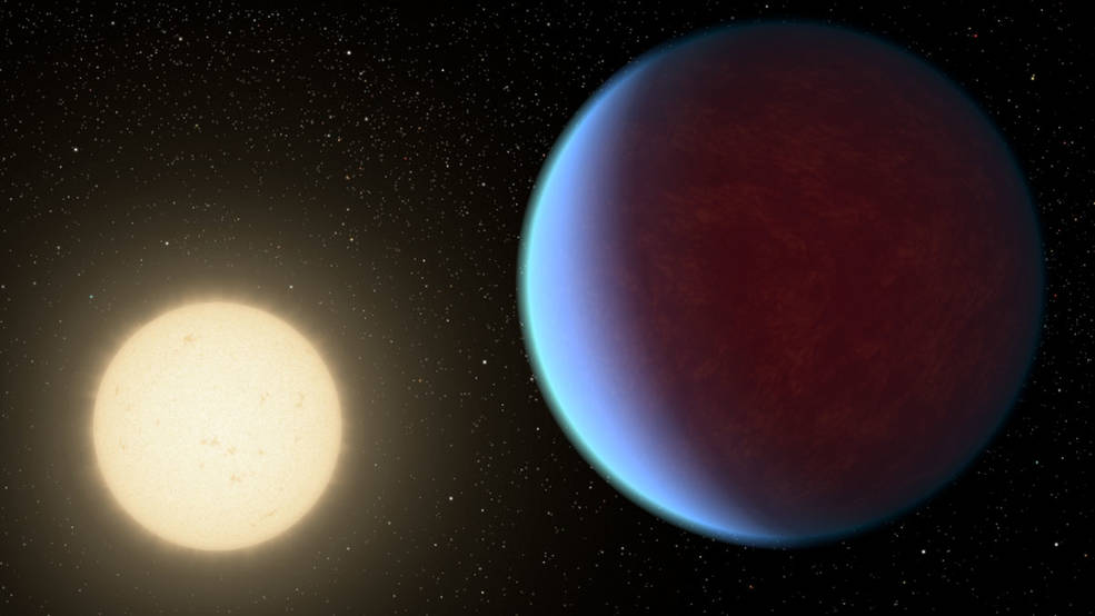 Exoplanet 55 Cancri e Has Thick Atmosphere, Rocky Surface ...